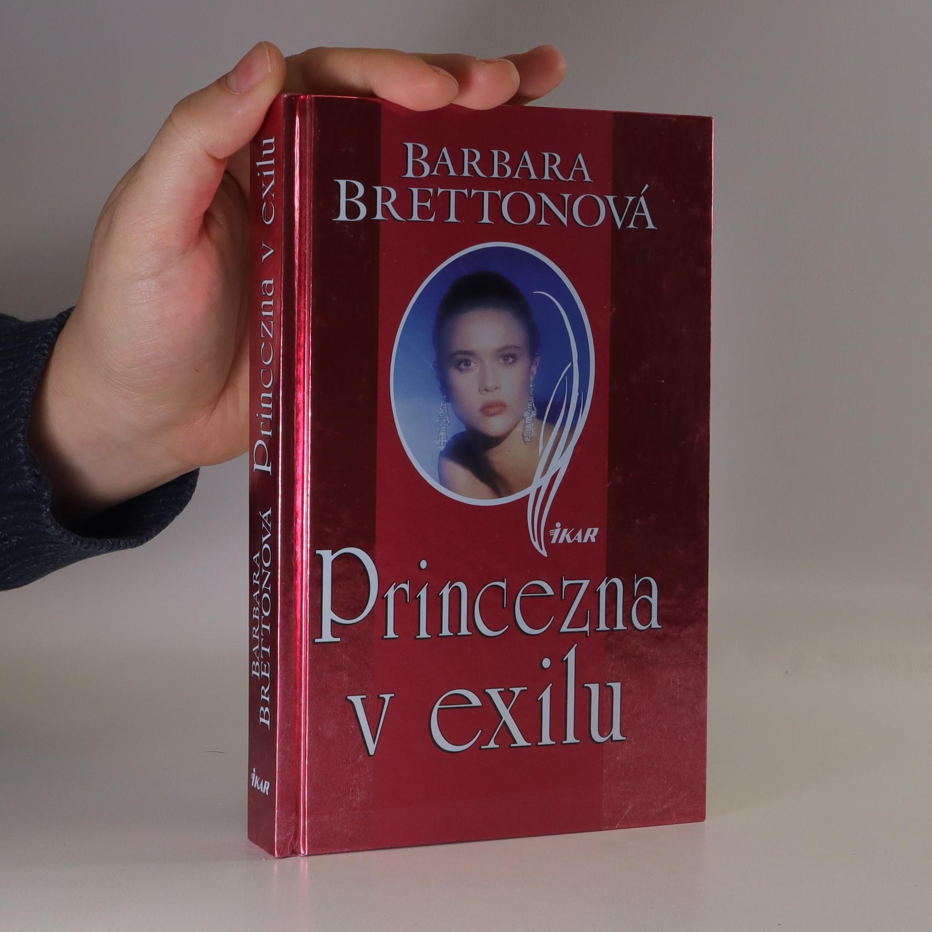 antikvární kniha Princezna v exilu, 2003