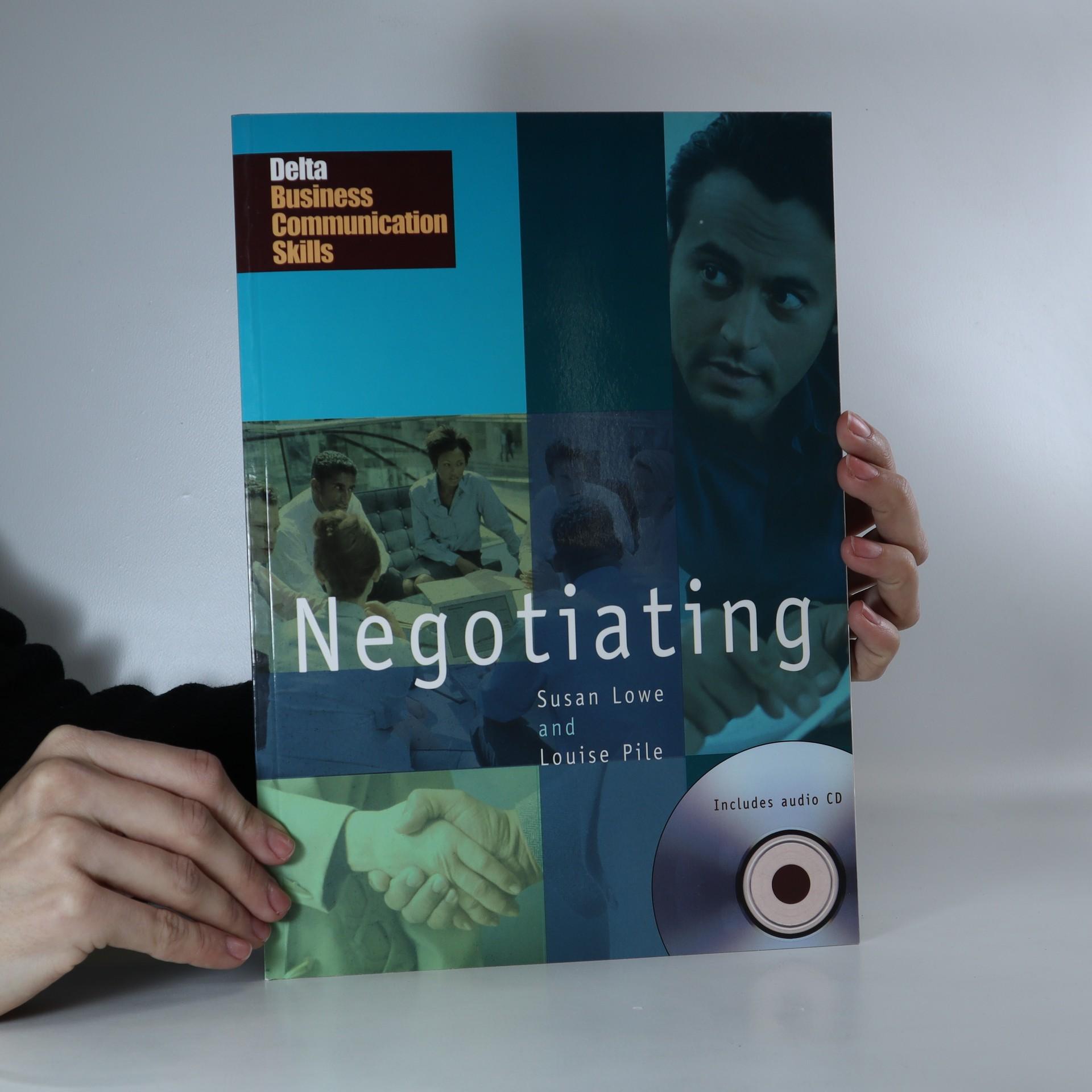 antikvární kniha Negotiating, 2007