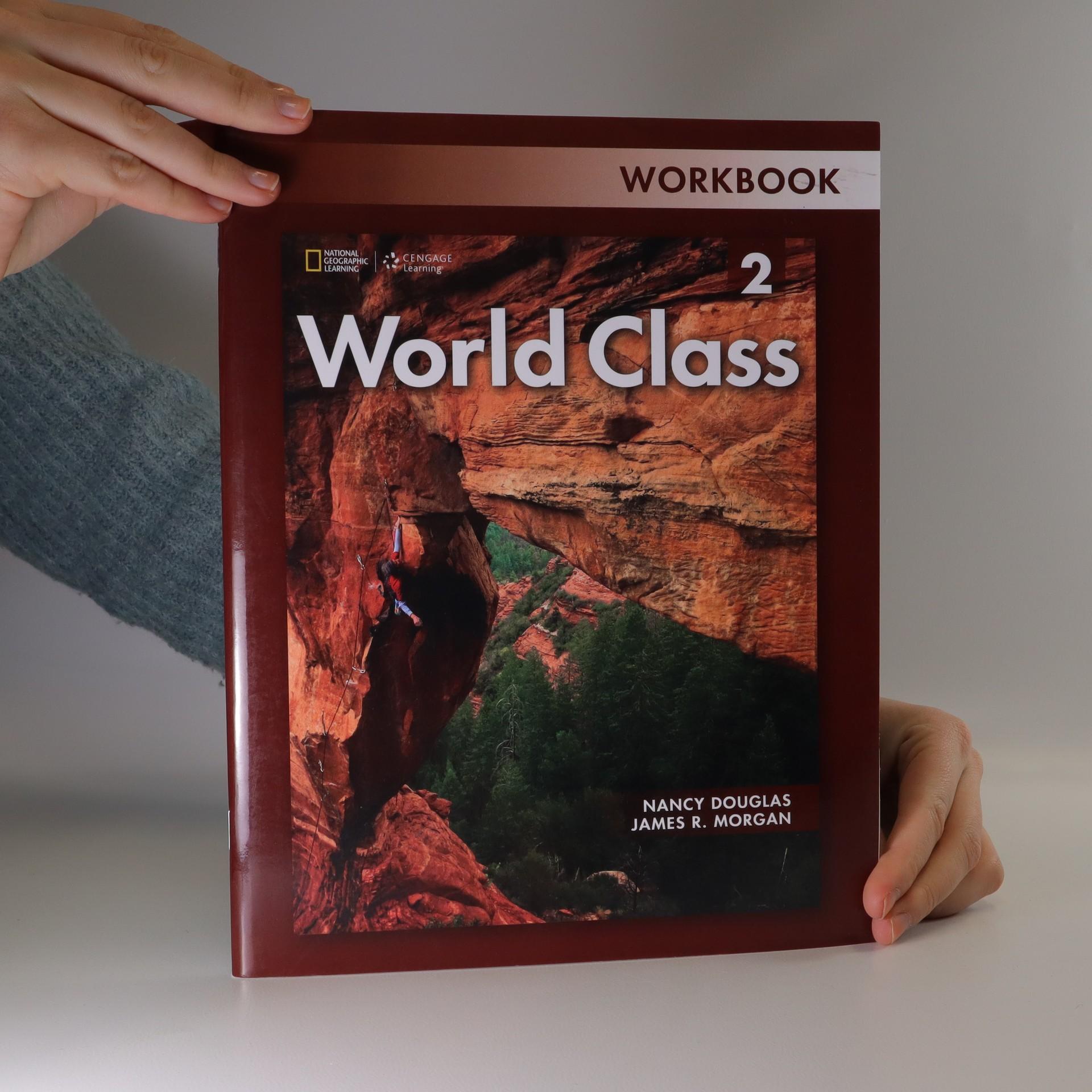 antikvární kniha World Class 2, neuveden