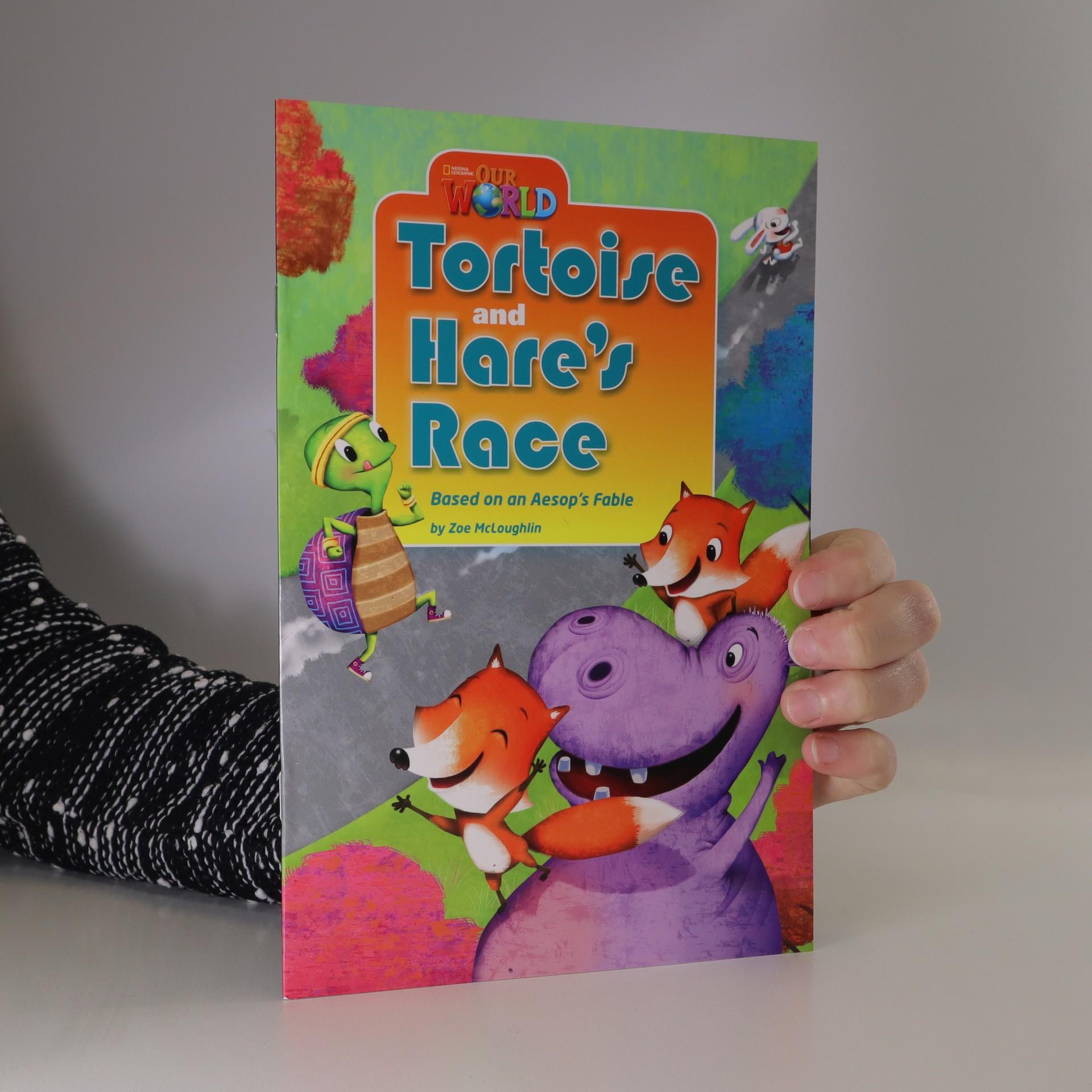 antikvární kniha Tortoise and Hare's Race, 2014
