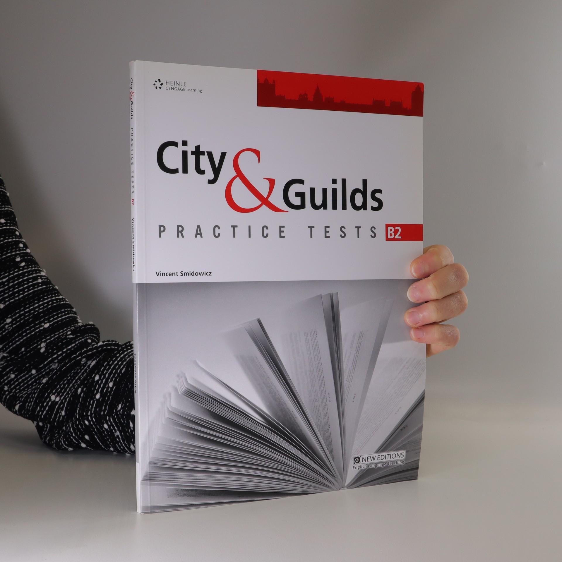 antikvární kniha City & Guilds : practice texts : B2, neuveden