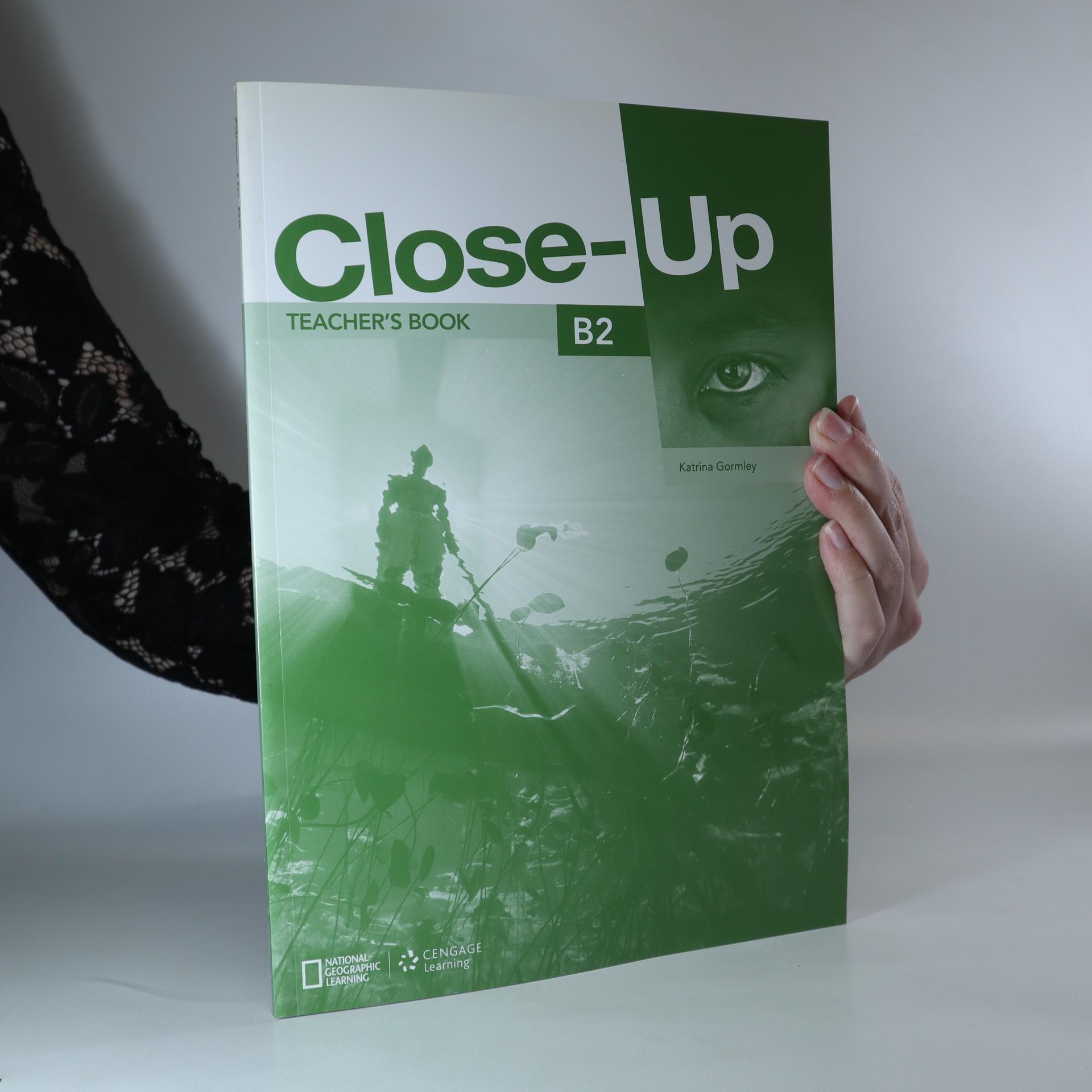 antikvární kniha Close-up 2. Teacher's Book, neuveden