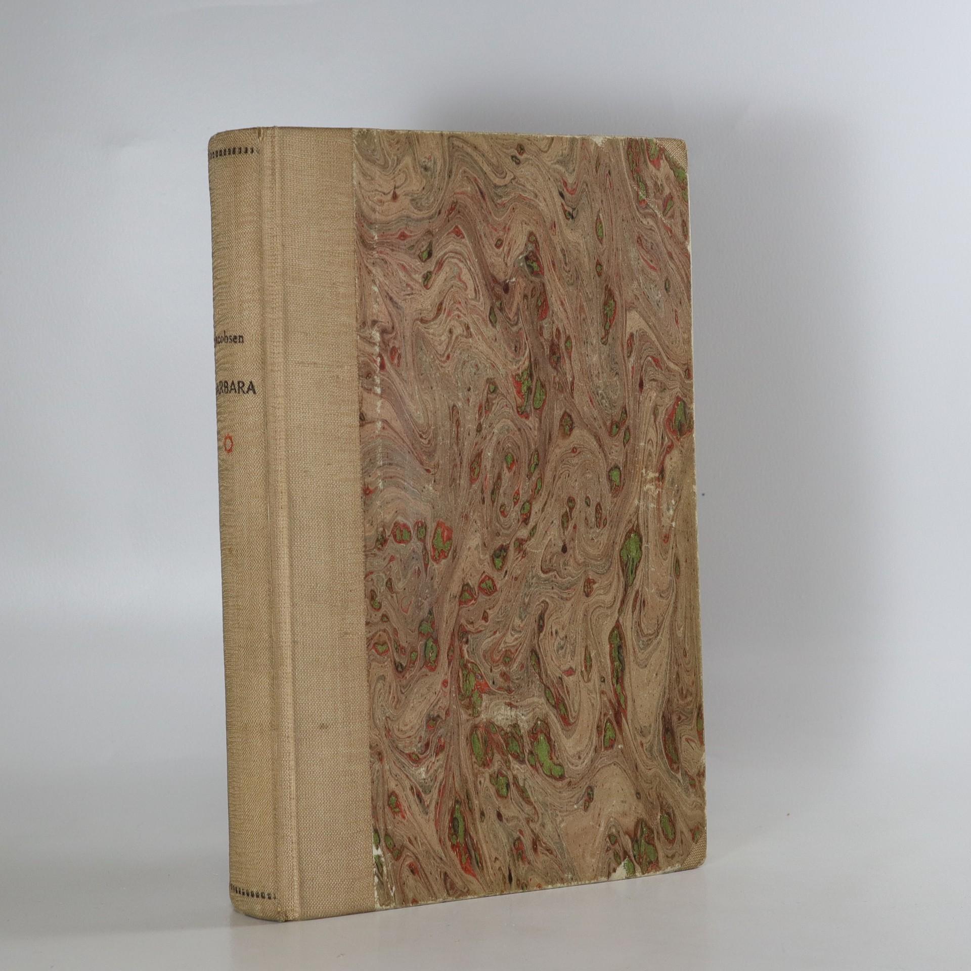 antikvární kniha Barbara, 1947