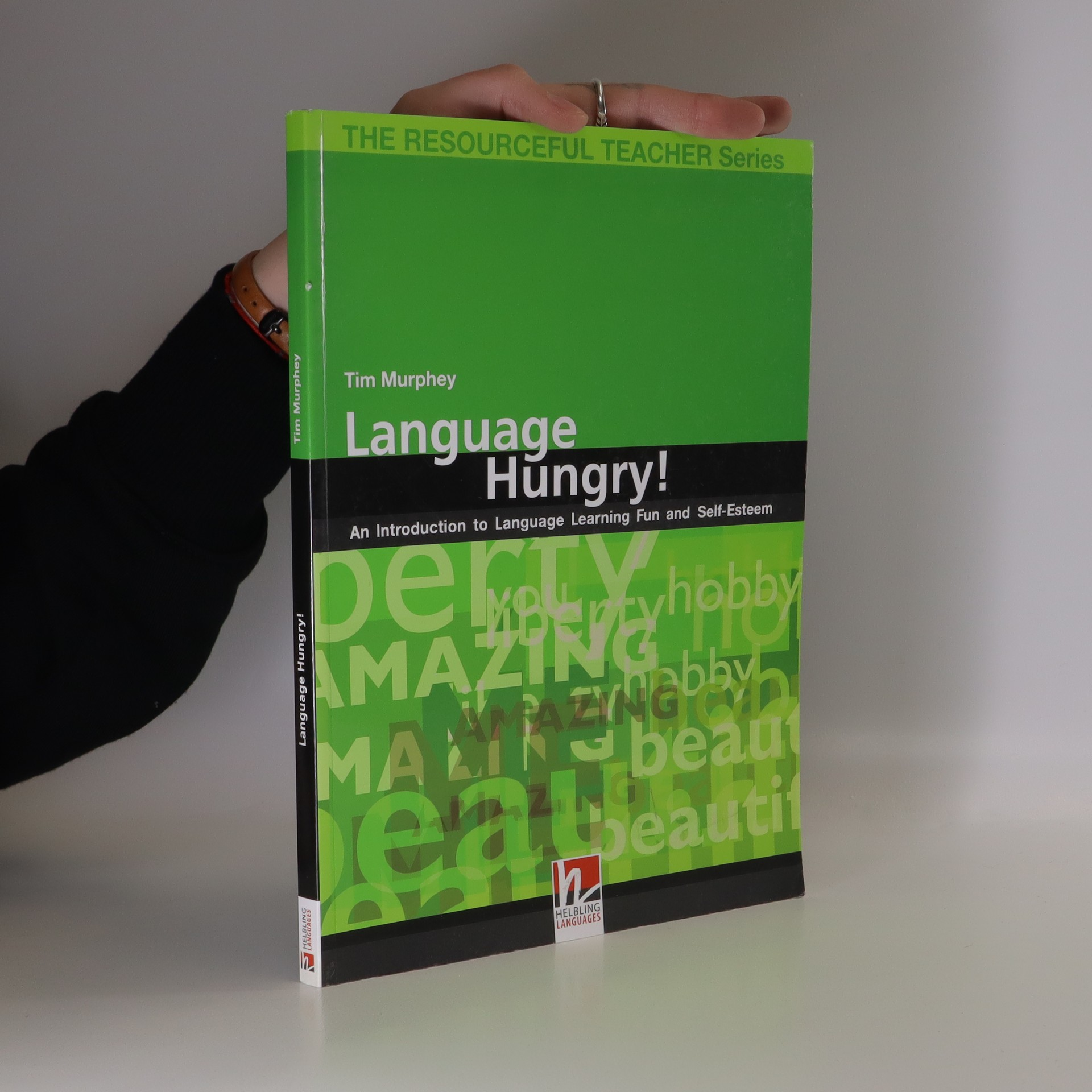 antikvární kniha Language hungry! : an introduction to language learning fun and self-esteem, 2010