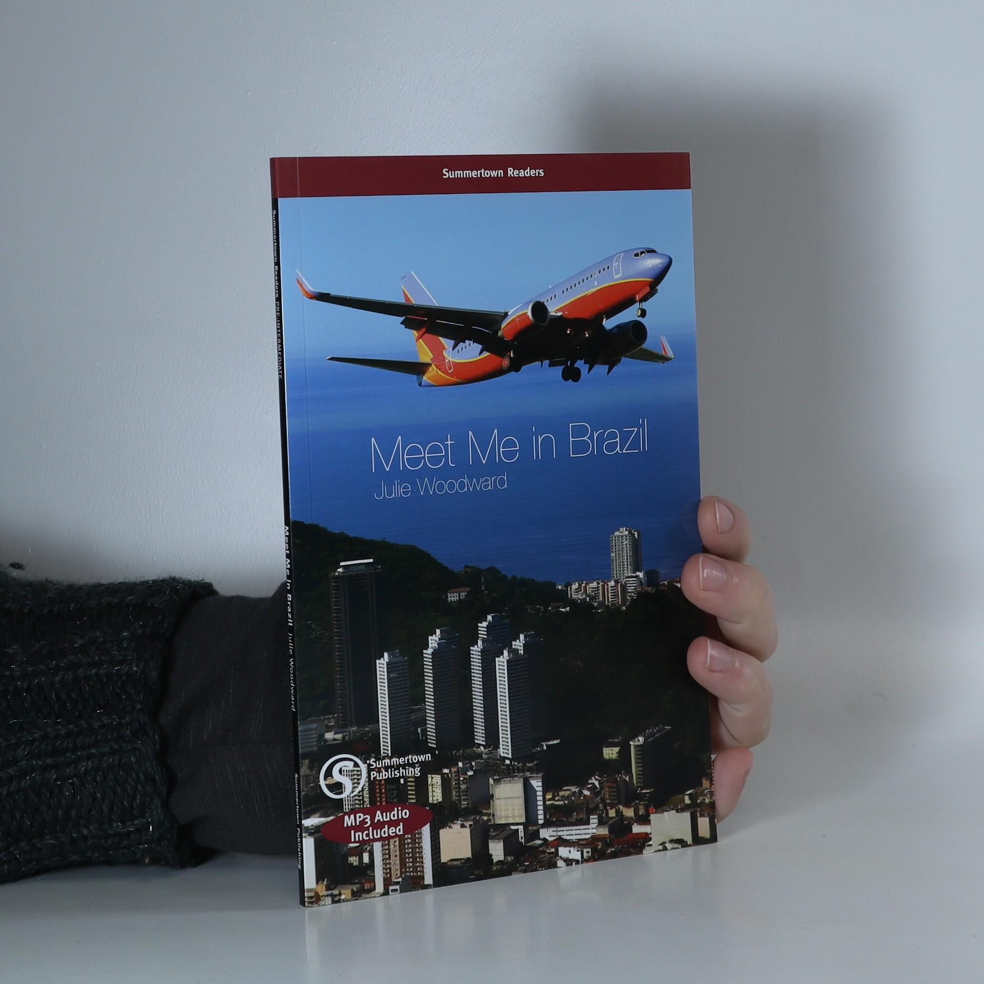 antikvární kniha Meet me in Brazil, 2009