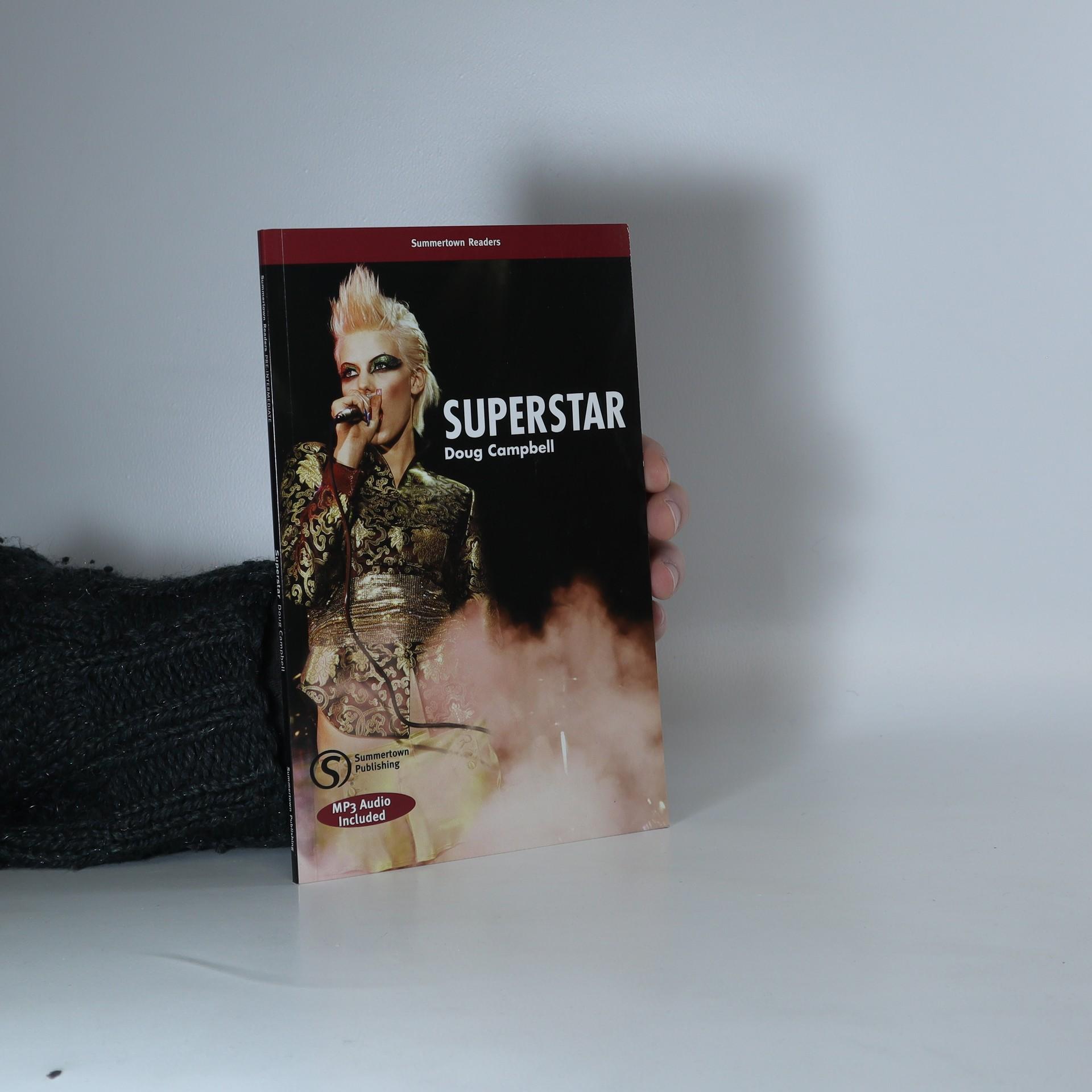 antikvární kniha Superstar, 2009