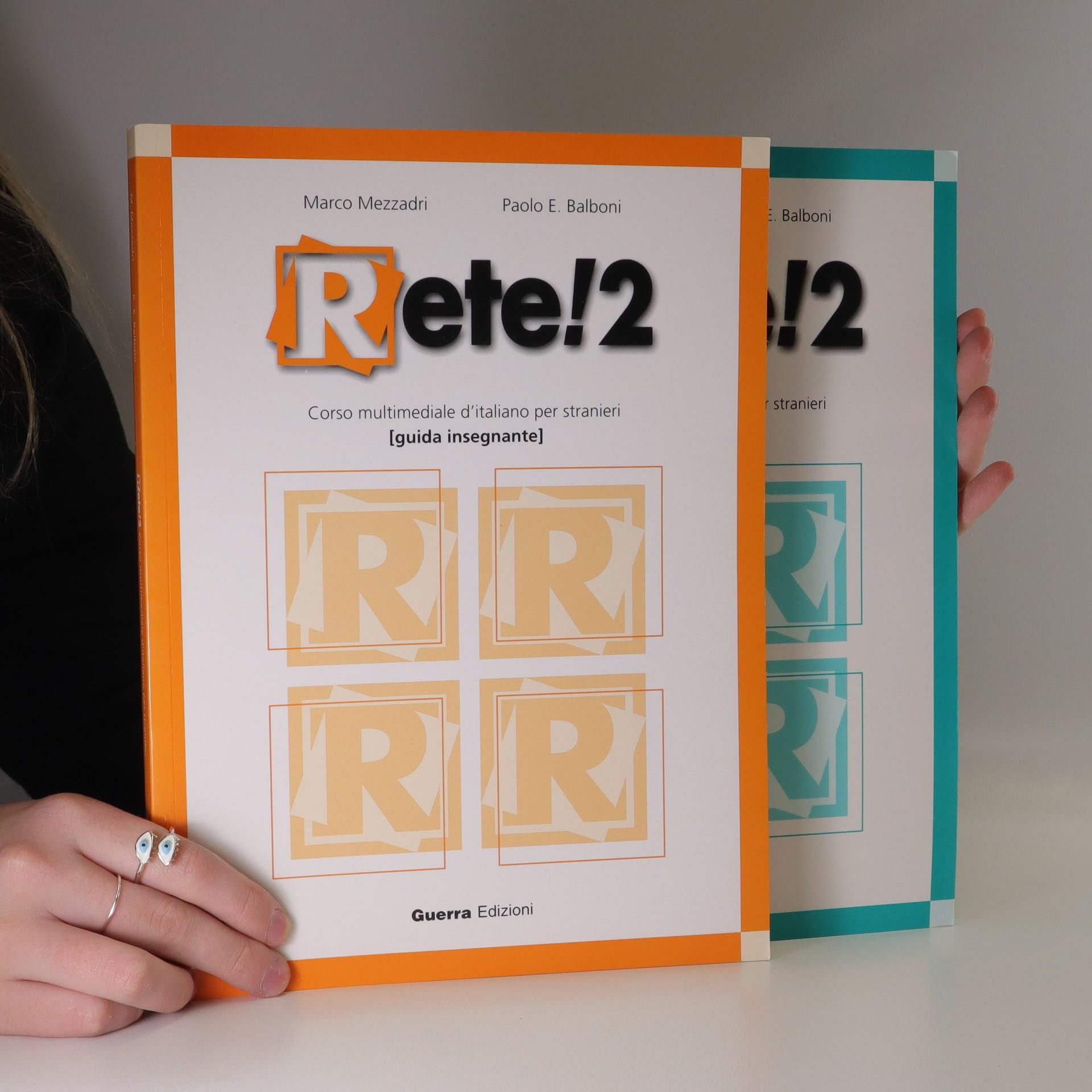 antikvární kniha Rete! 2, 2010, 2012