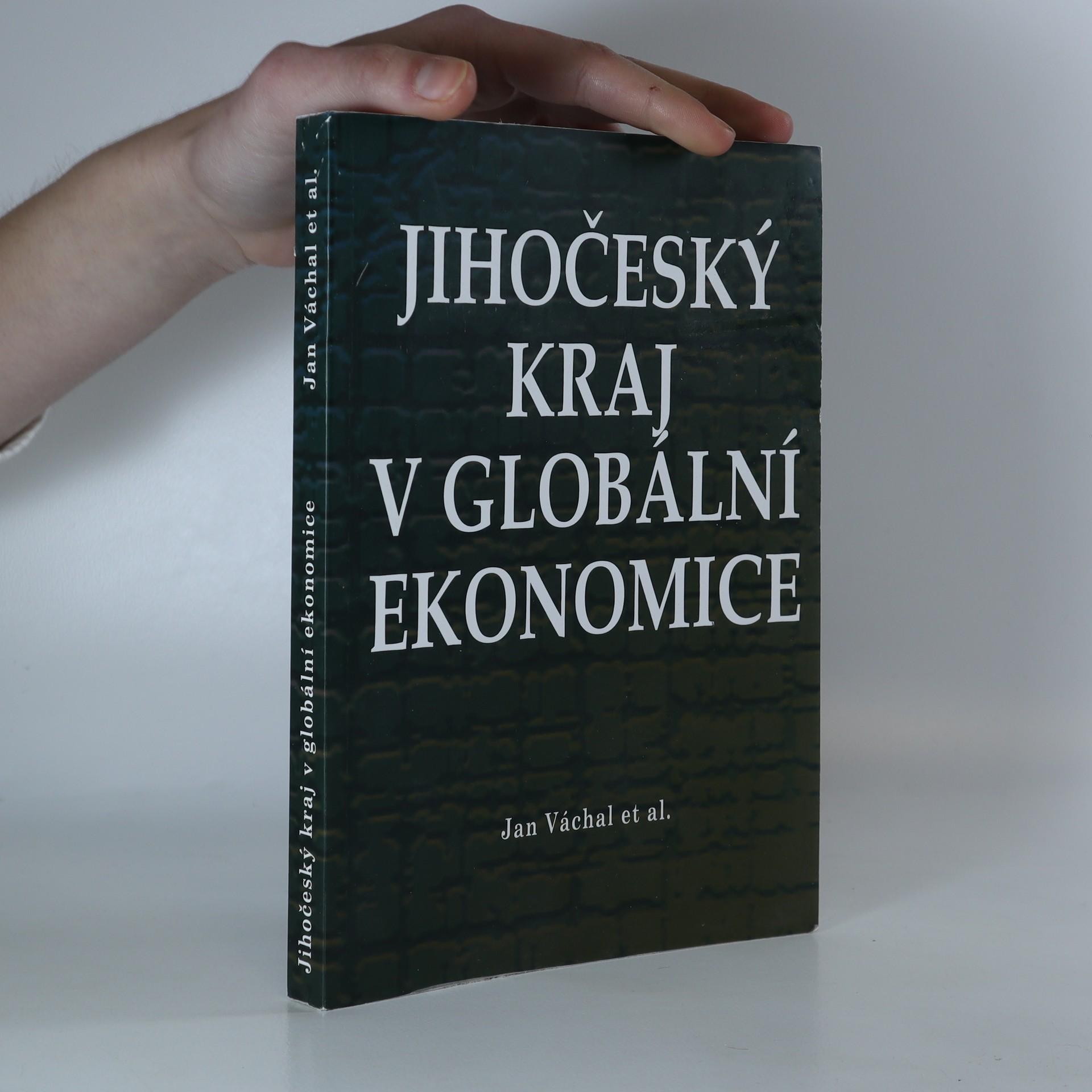 antikvární kniha Jihočeský kraj v globální ekonomice, 2016