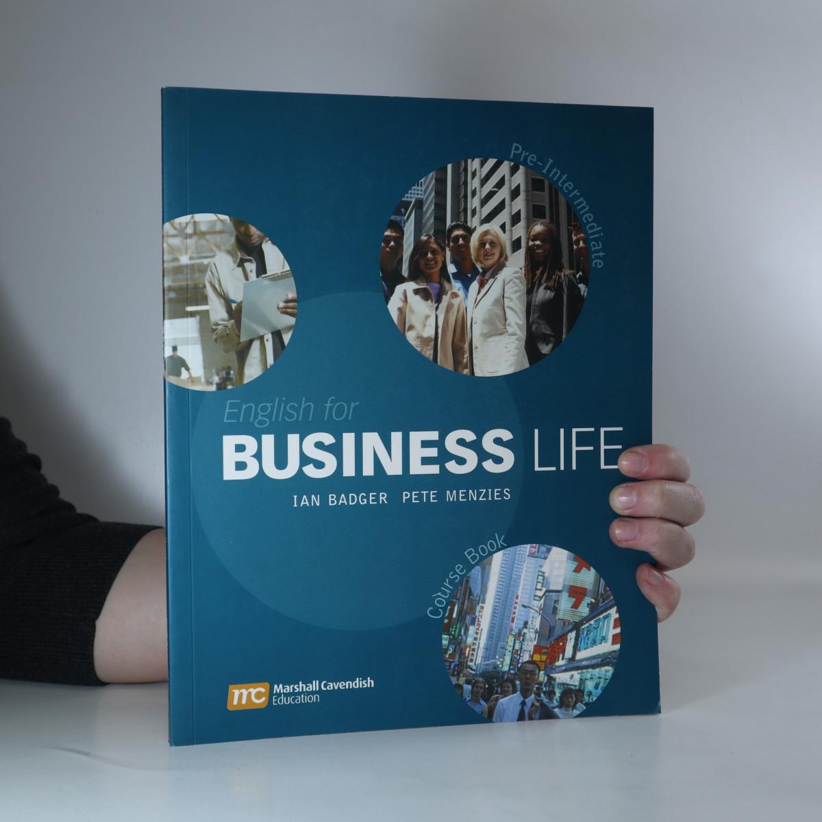 antikvární kniha English for Business Life. Pre-Intermediate Course Book., 2005