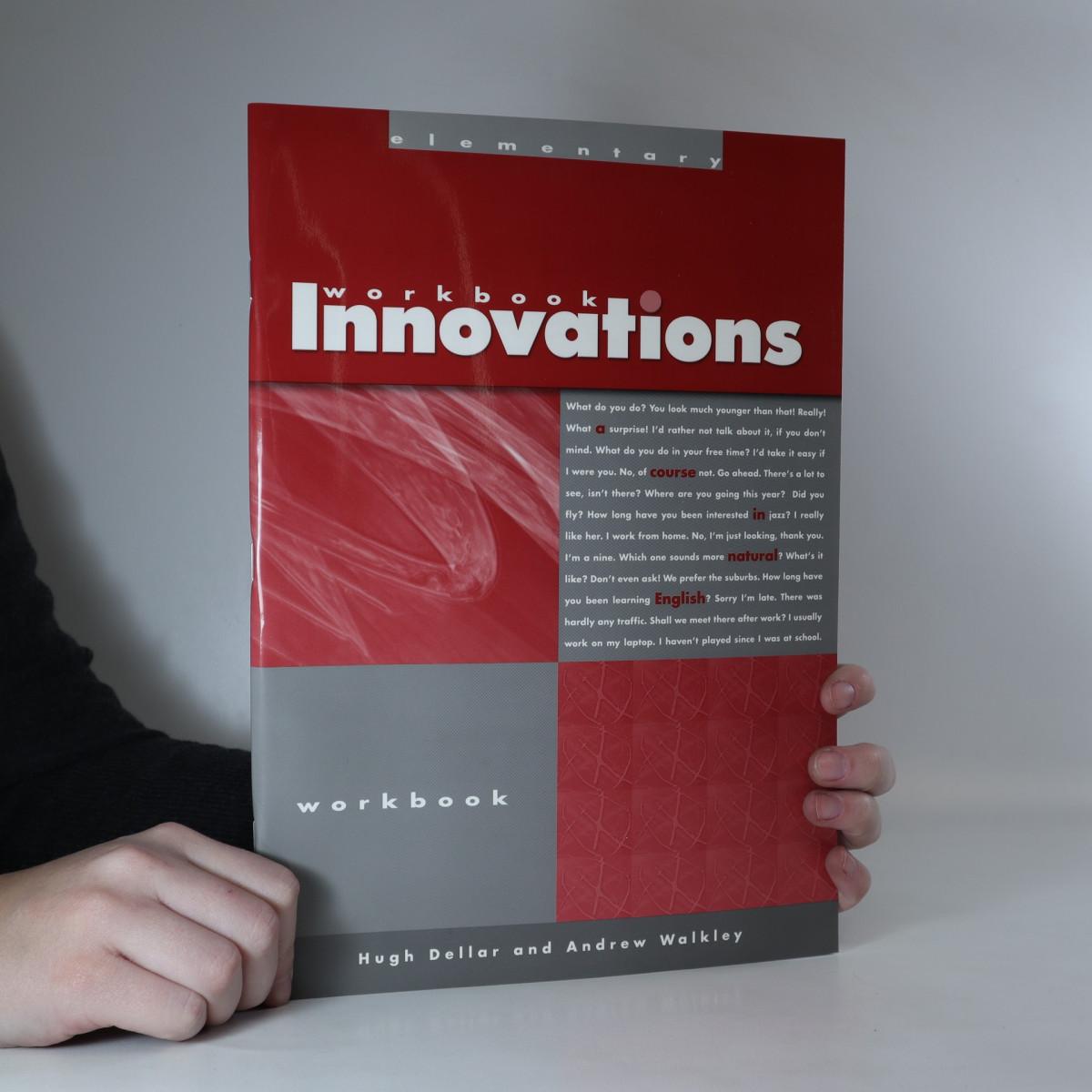 antikvární kniha Elementary Workbook Innovations, 2006