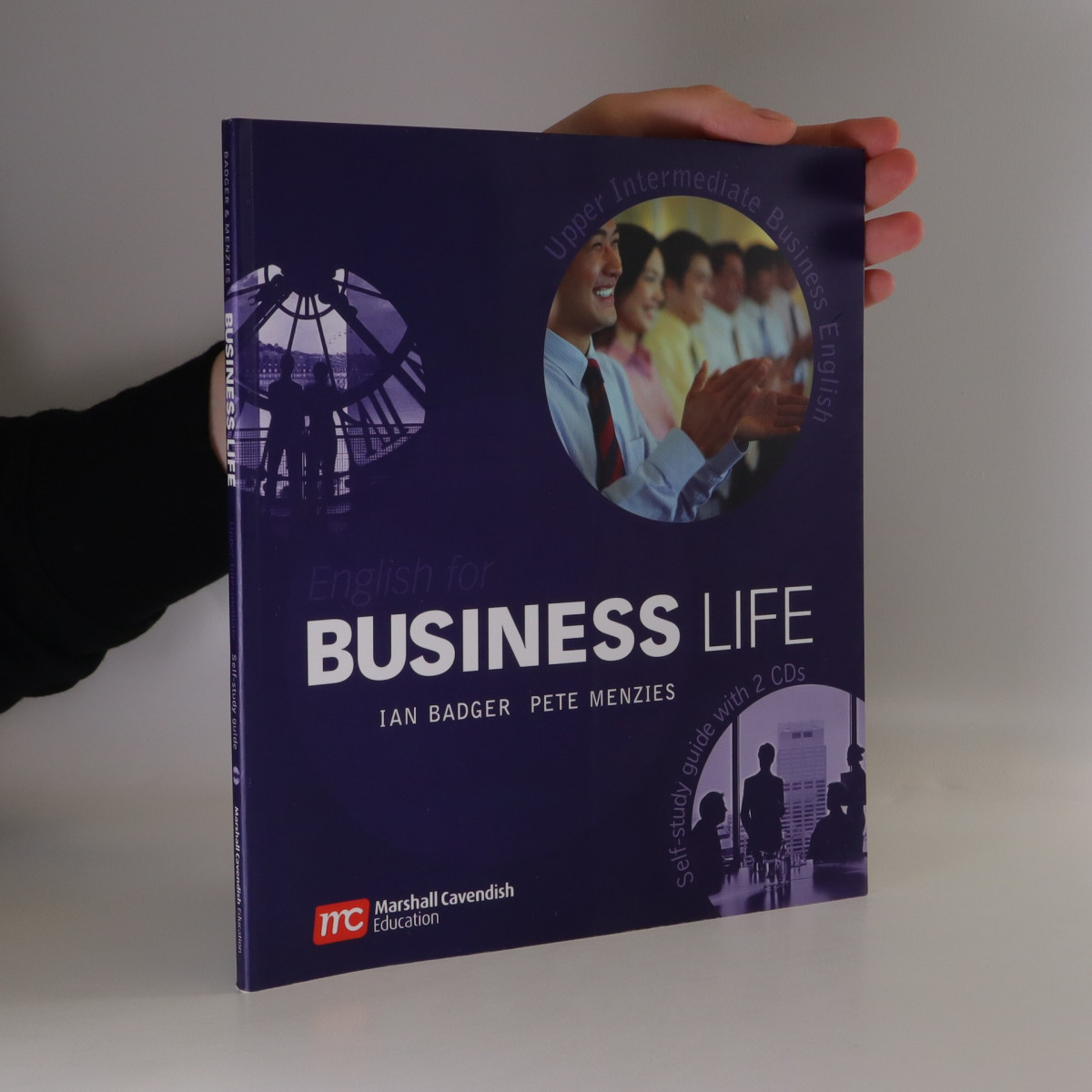antikvární kniha English for business life : upper intermediate self-study guide, 2007