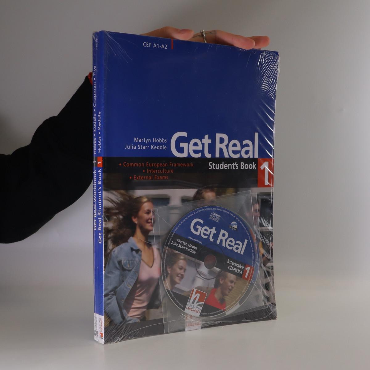antikvární kniha Get Real 1 : Student's book, neuveden