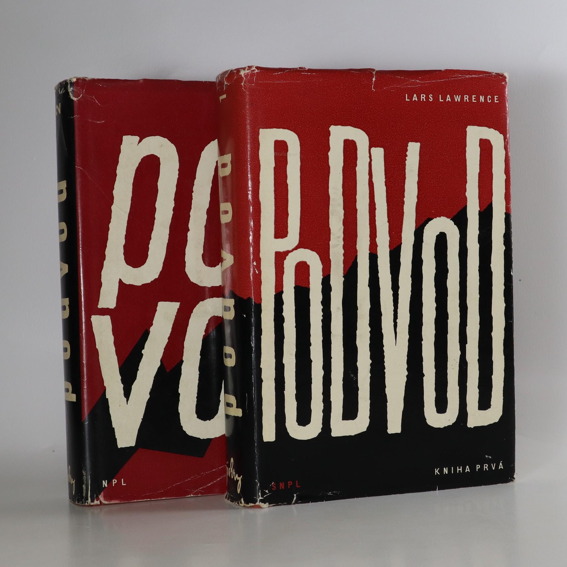 antikvární kniha Podvod (trilogie Sémě - 3. díl, 2 svazky), 1962