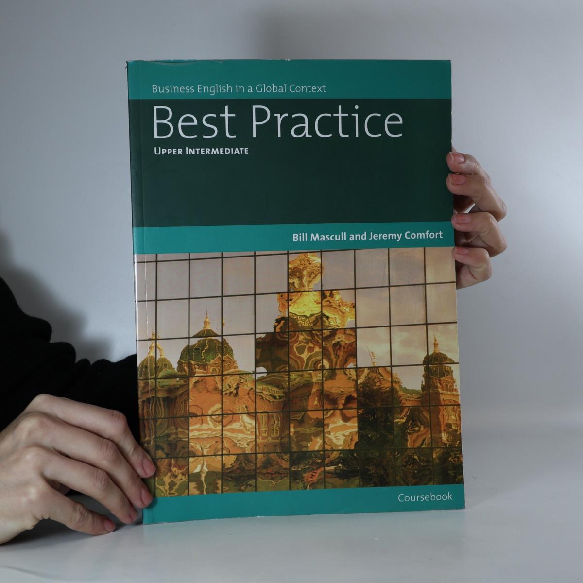 antikvární kniha Best practice. Coursebook : best practice in a global context : upper intermediate, 2008