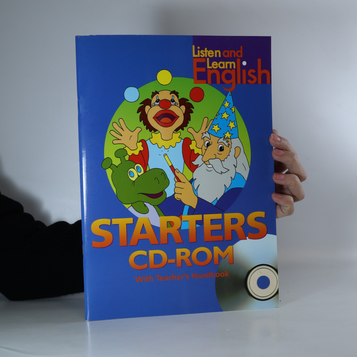 antikvární kniha Starters : CD-ROM, 2005