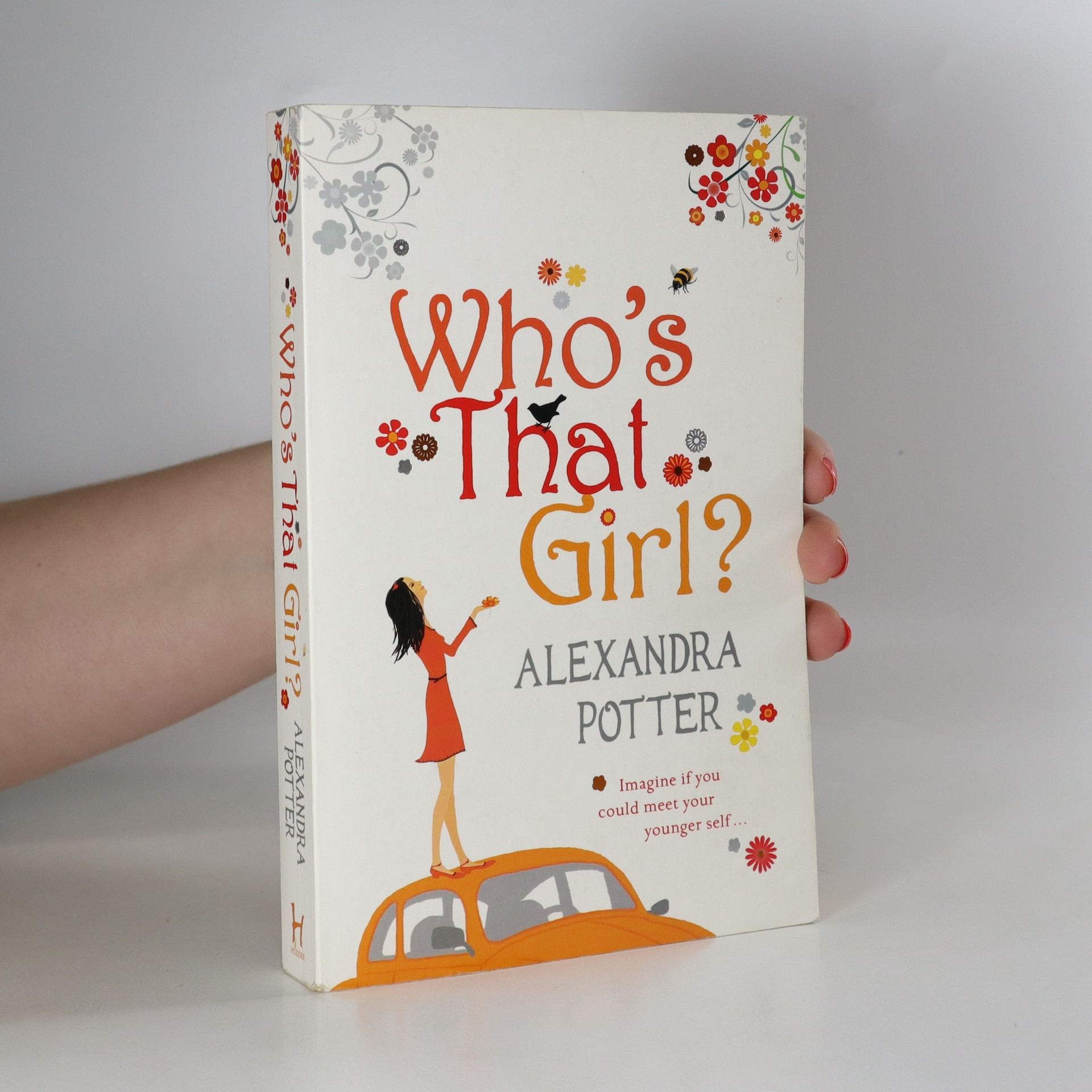 antikvární kniha Who's that girl?, 2009