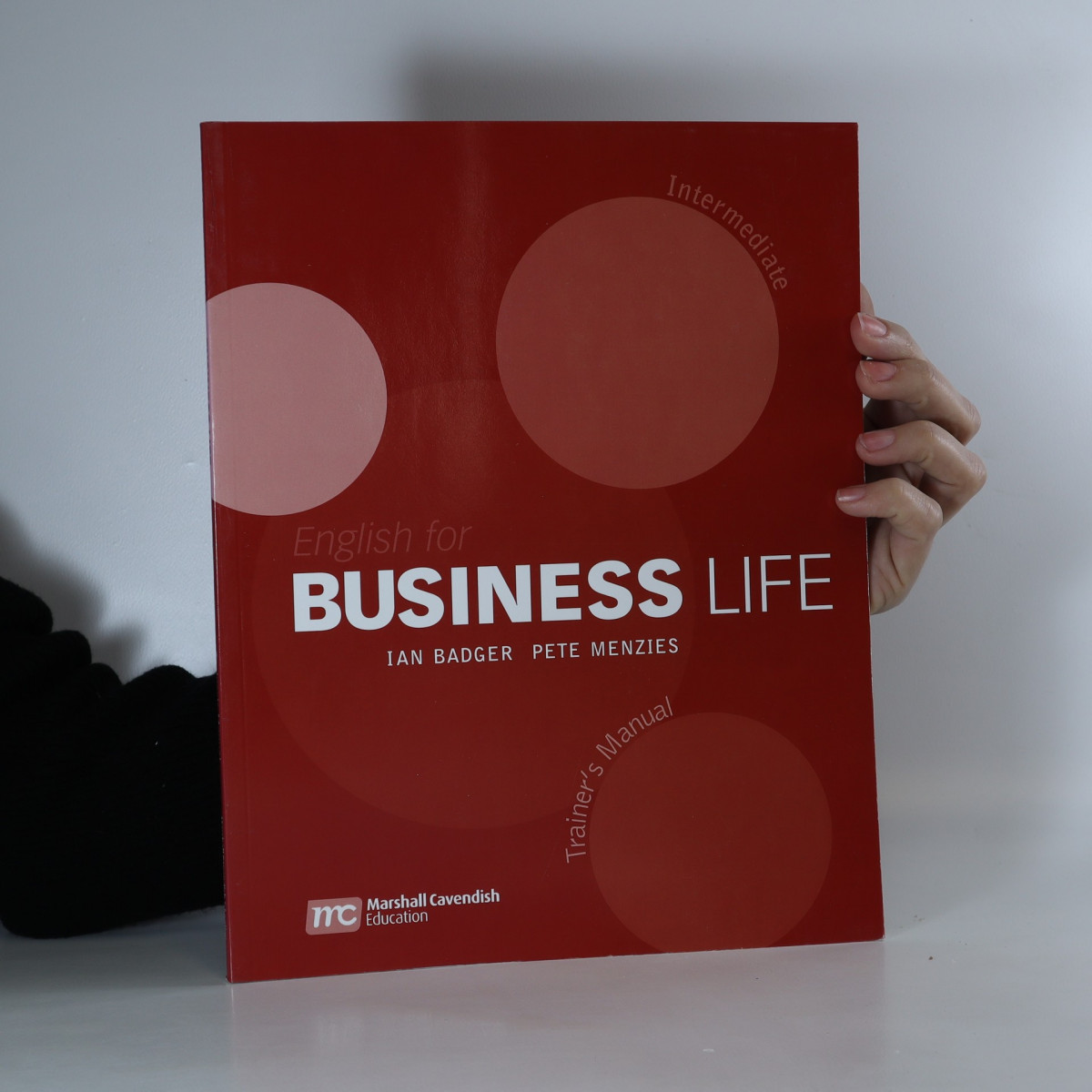antikvární kniha English for business life; trainer's manual. Intermediate, 2006