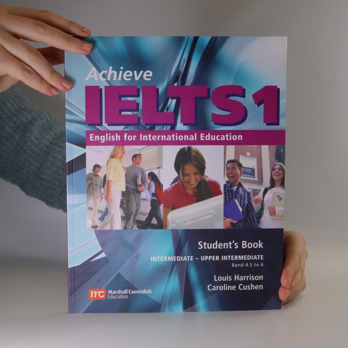 antikvární kniha Achieve IELTS English for international education, neuveden