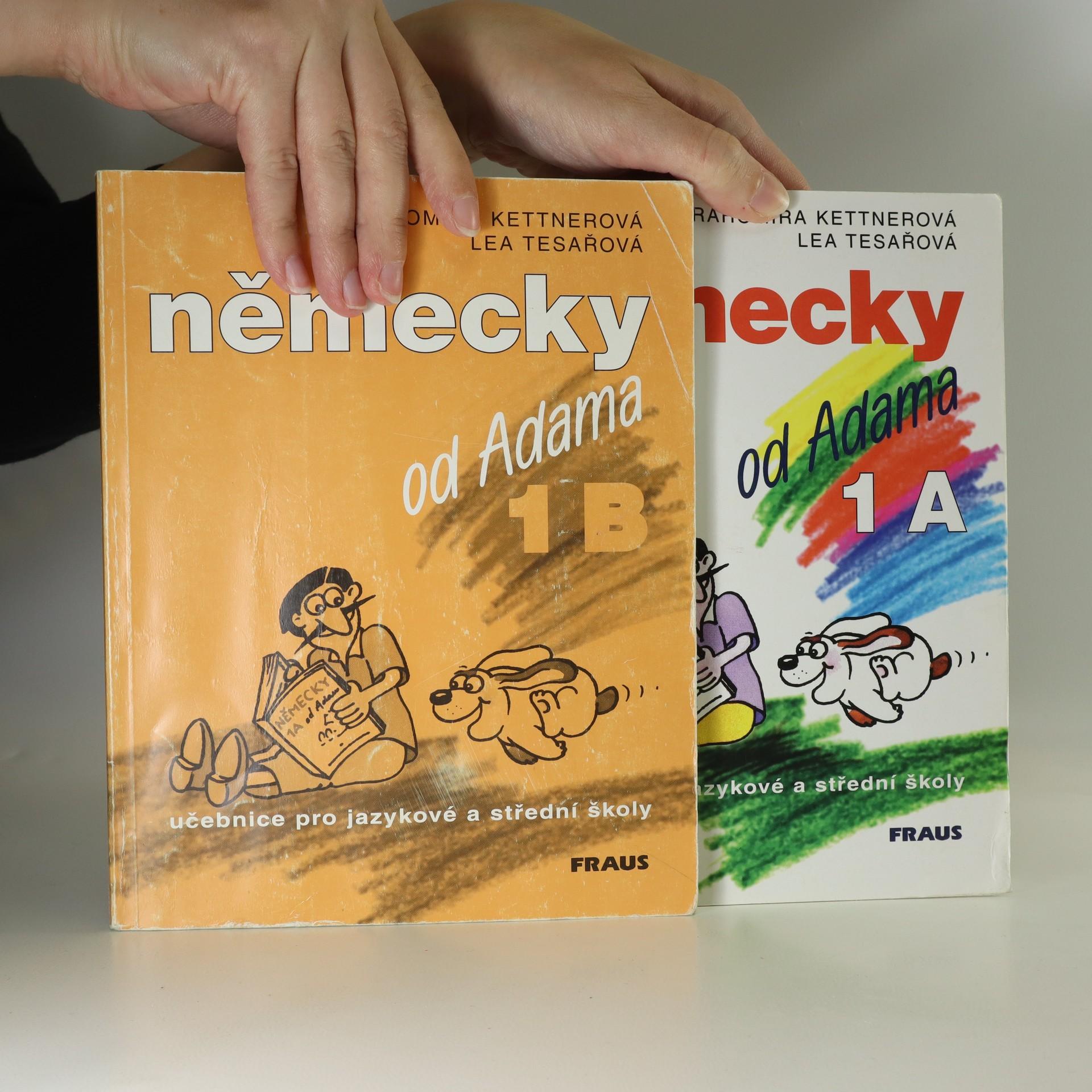 antikvární kniha Německy od Adama. Učebnice pro jazykové a střední školy. 1.A, 2003