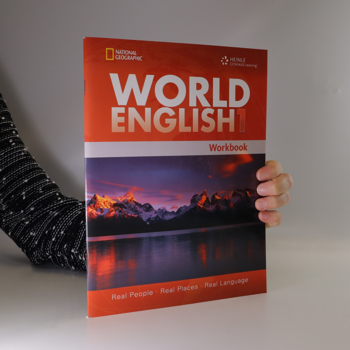 antikvární kniha World English 1 : real people, real places, real language. Workbook, neuveden
