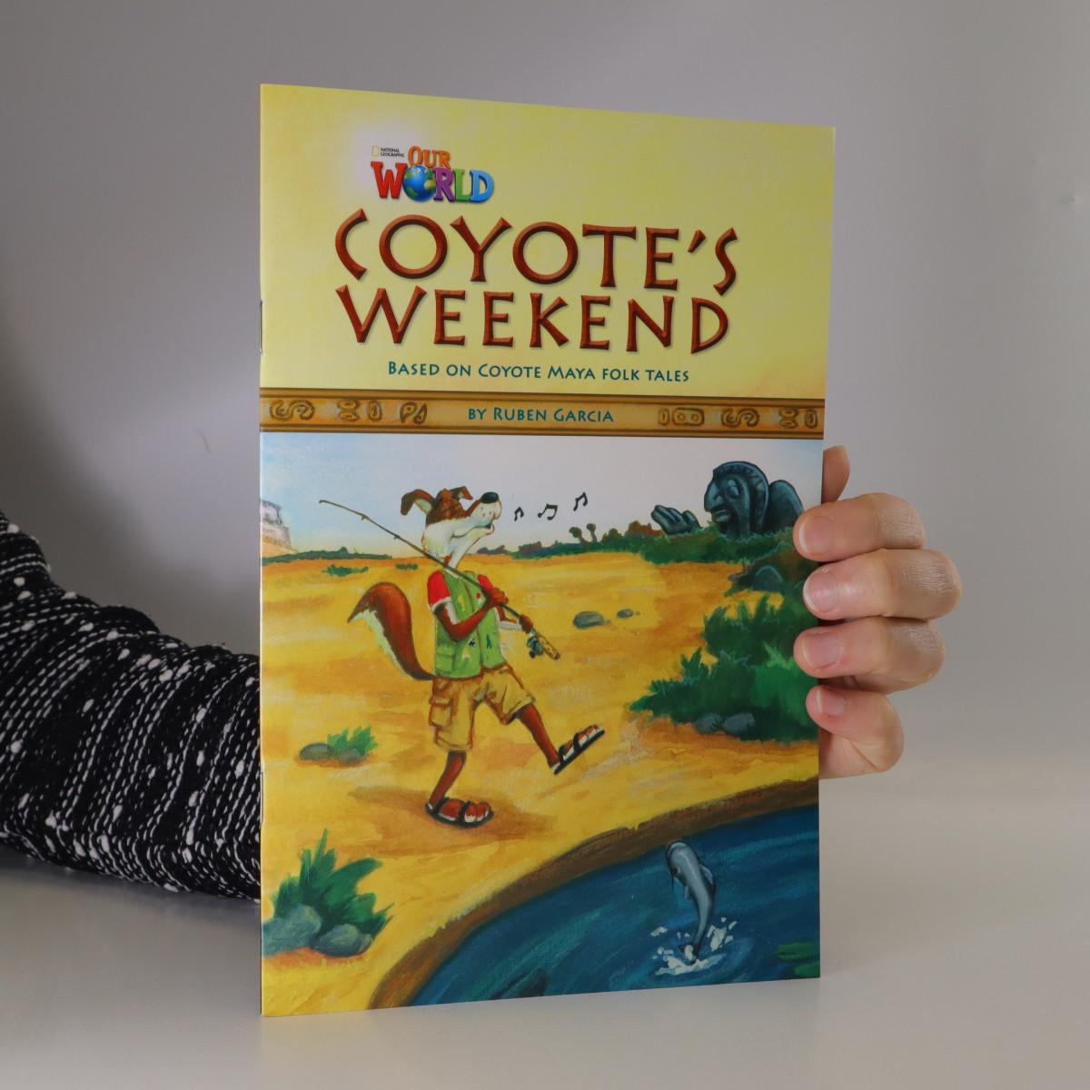 antikvární kniha Coyote's Weekend, neuveden