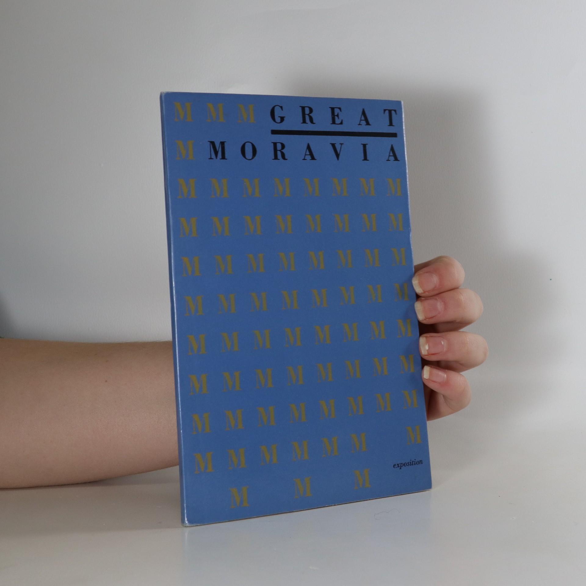 antikvární kniha The Great Moravia, 1964