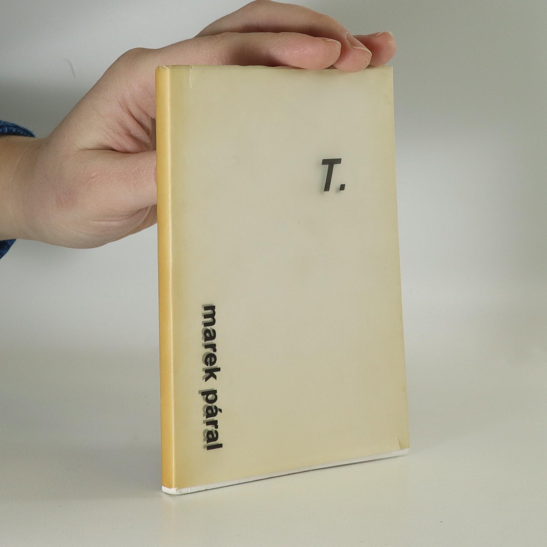 antikvární kniha T., neuveden