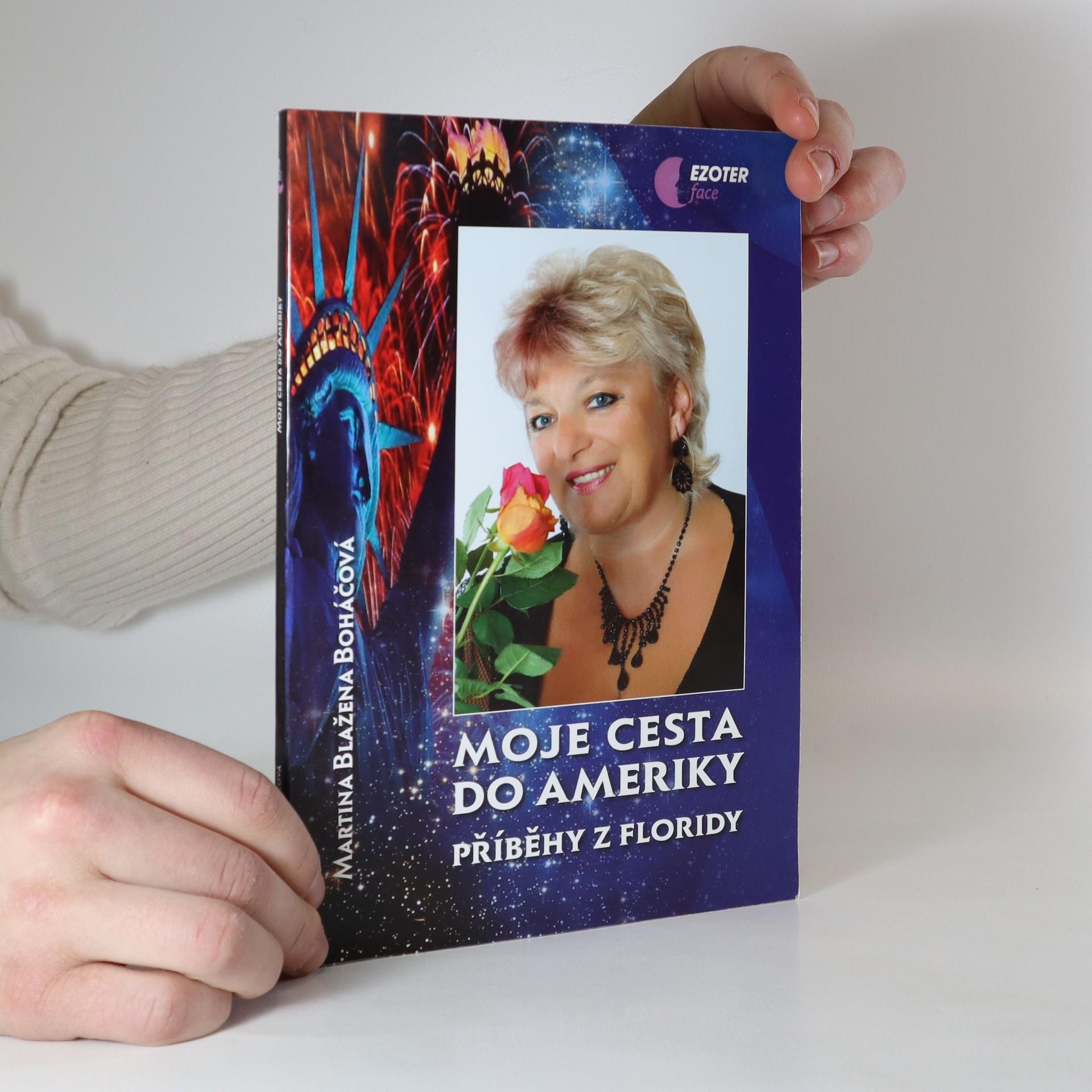 antikvární kniha Moje cesta do Ameriky : příběhy z Floridy, 2014