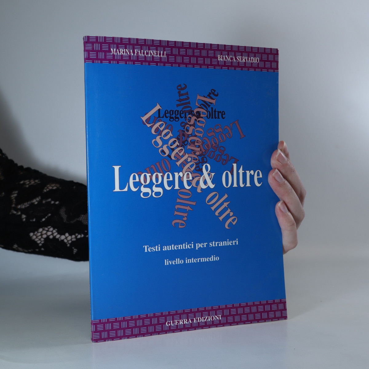 antikvární kniha Leggere & oltre, 1996