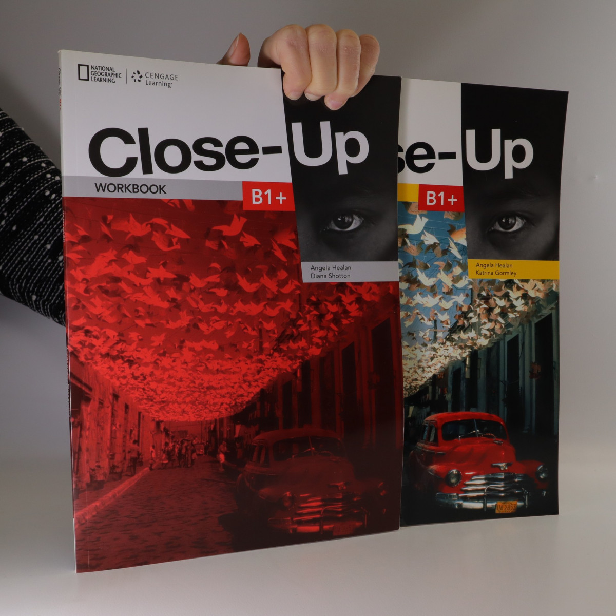 antikvární kniha Close-Up B1+ : Workbook. Student's book (2 svazky), neuveden