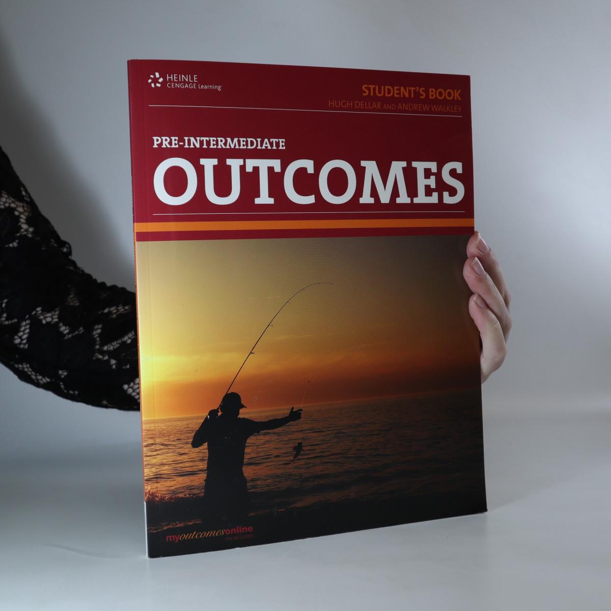 antikvární kniha Outcomes. Pre-intermediate. Student's book, 2010