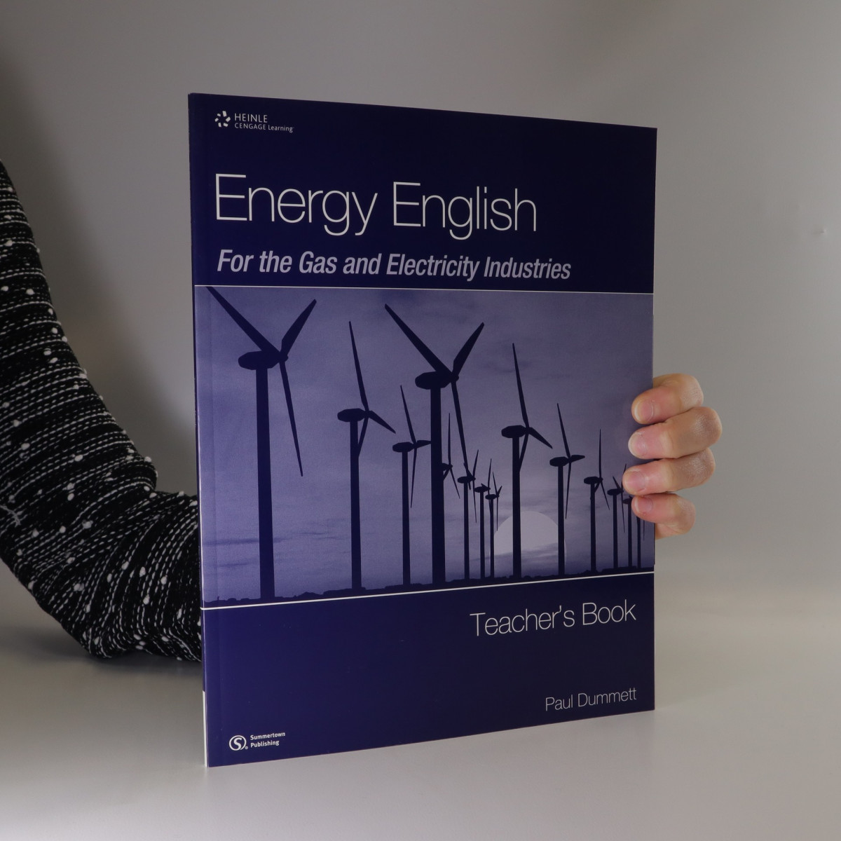 antikvární kniha Energy English : for the gas and electricity industries. Teacher's book, neuveden