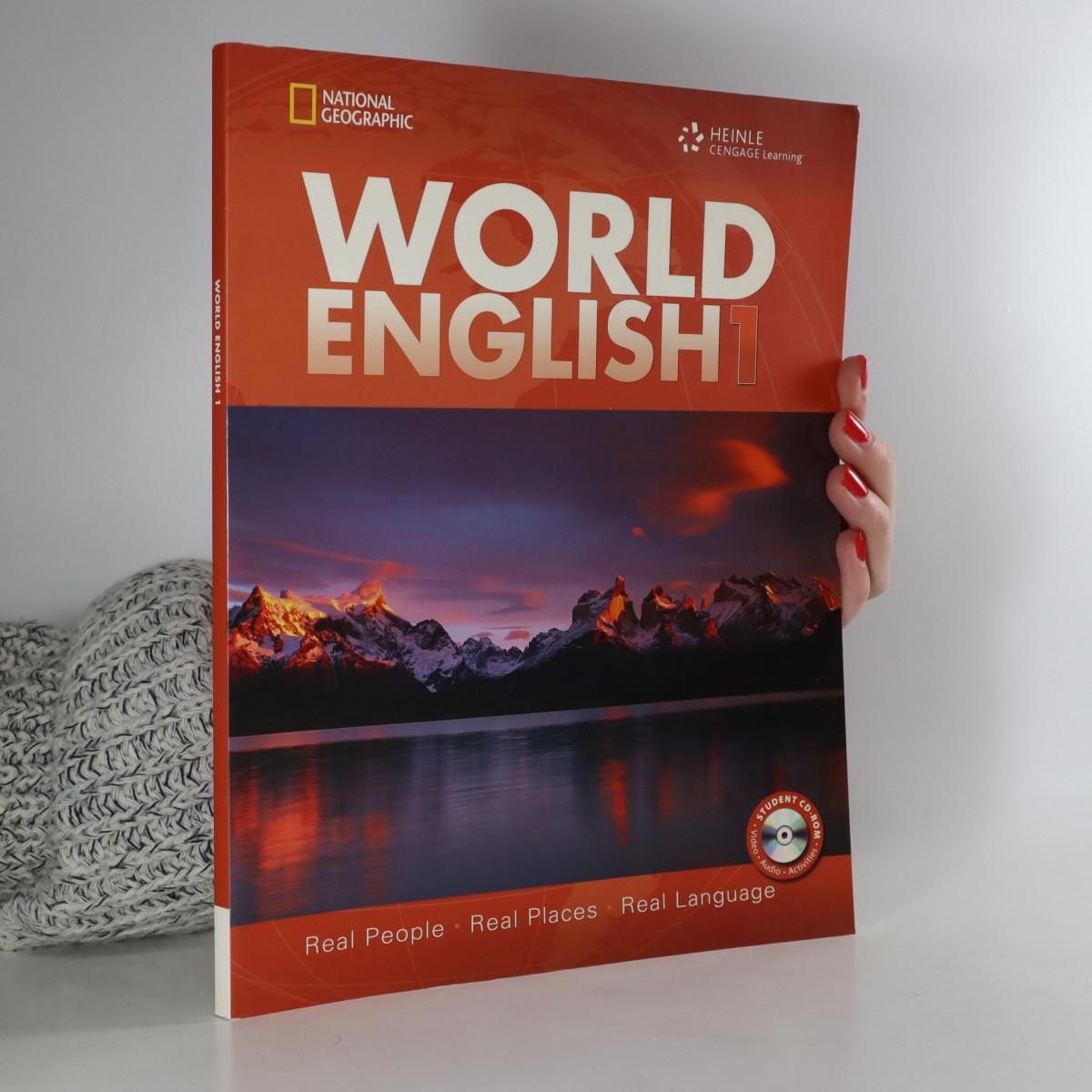 antikvární kniha World english 1, neuveden