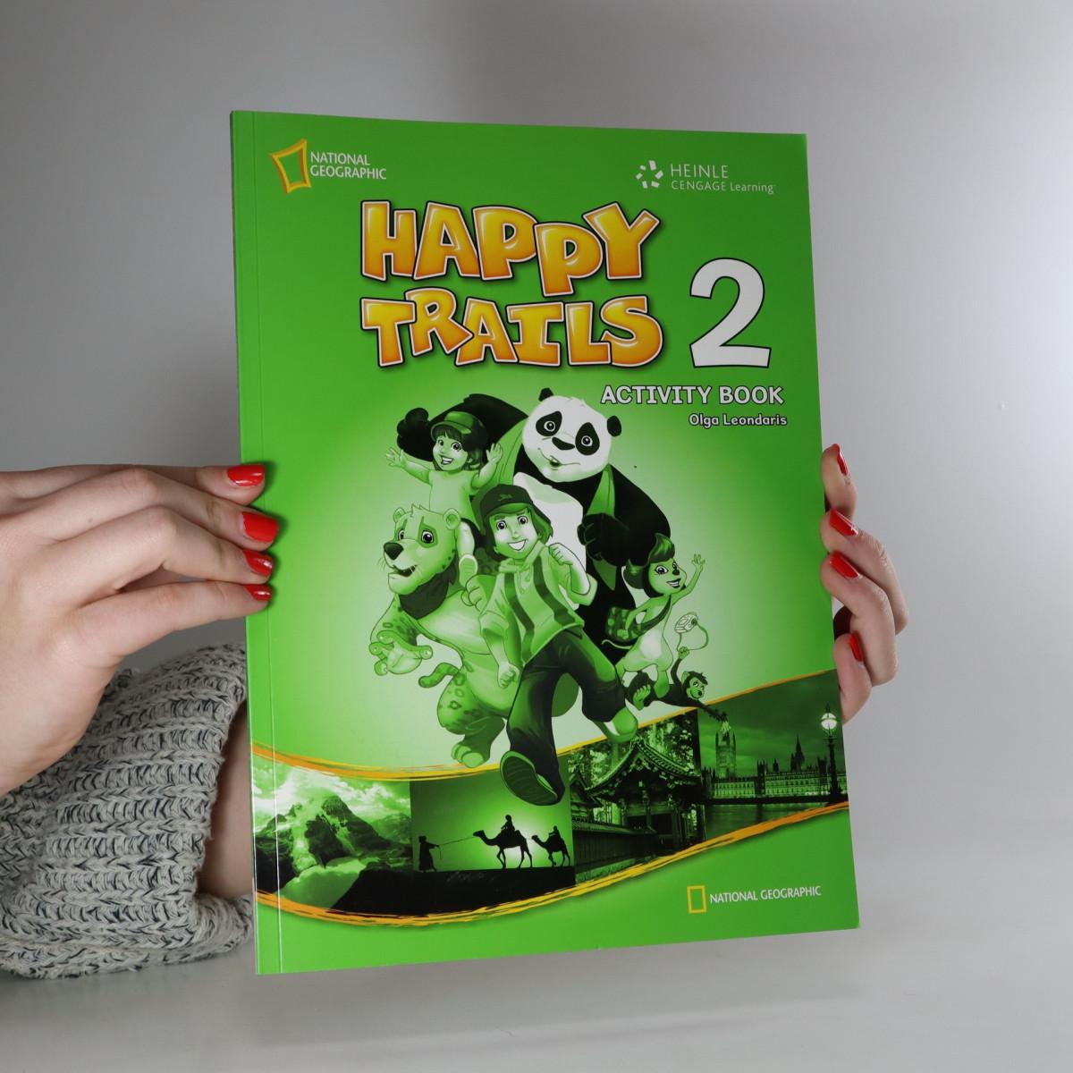 antikvární kniha Happy Trails Activity Book 2, neuveden