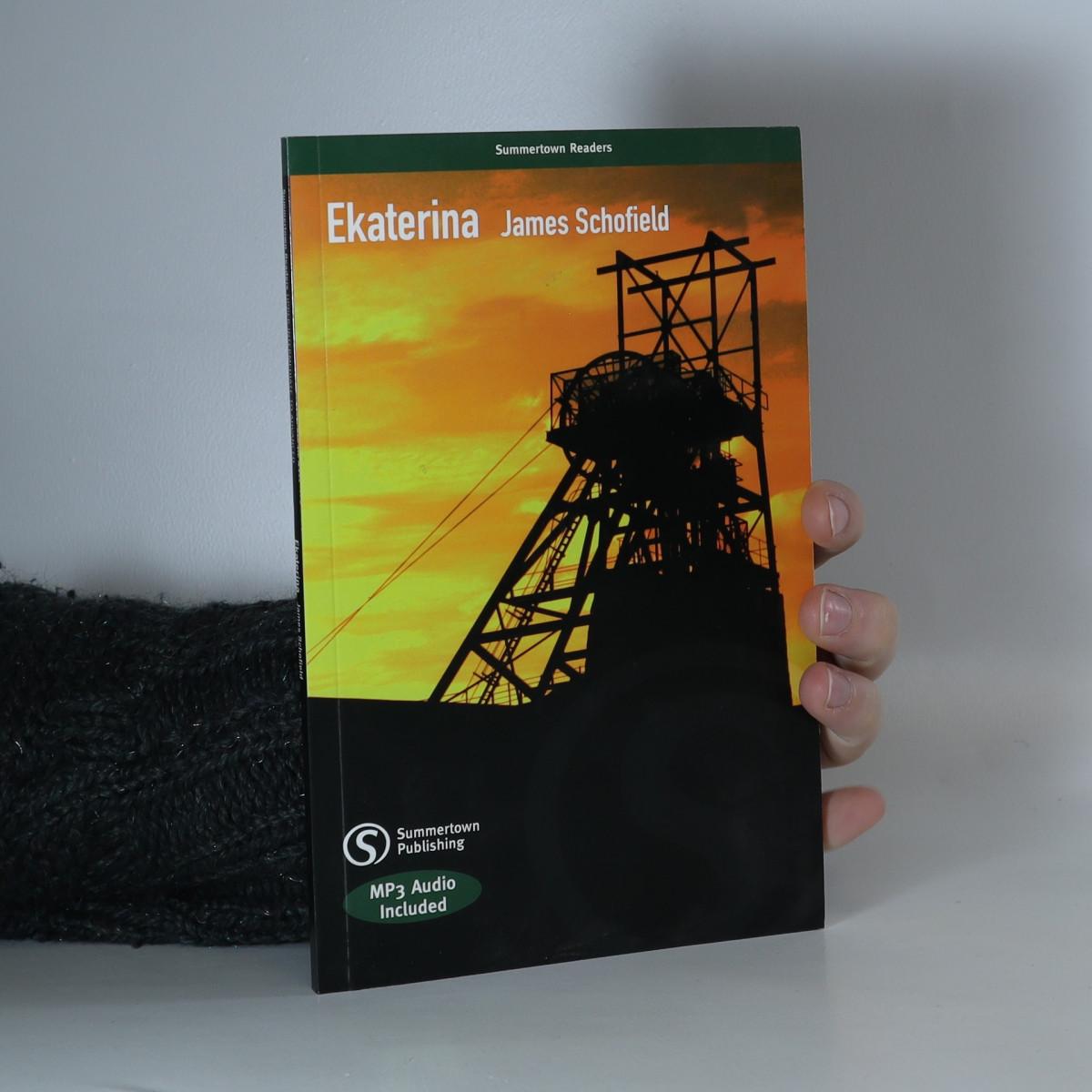 antikvární kniha Ekaterina, 2009