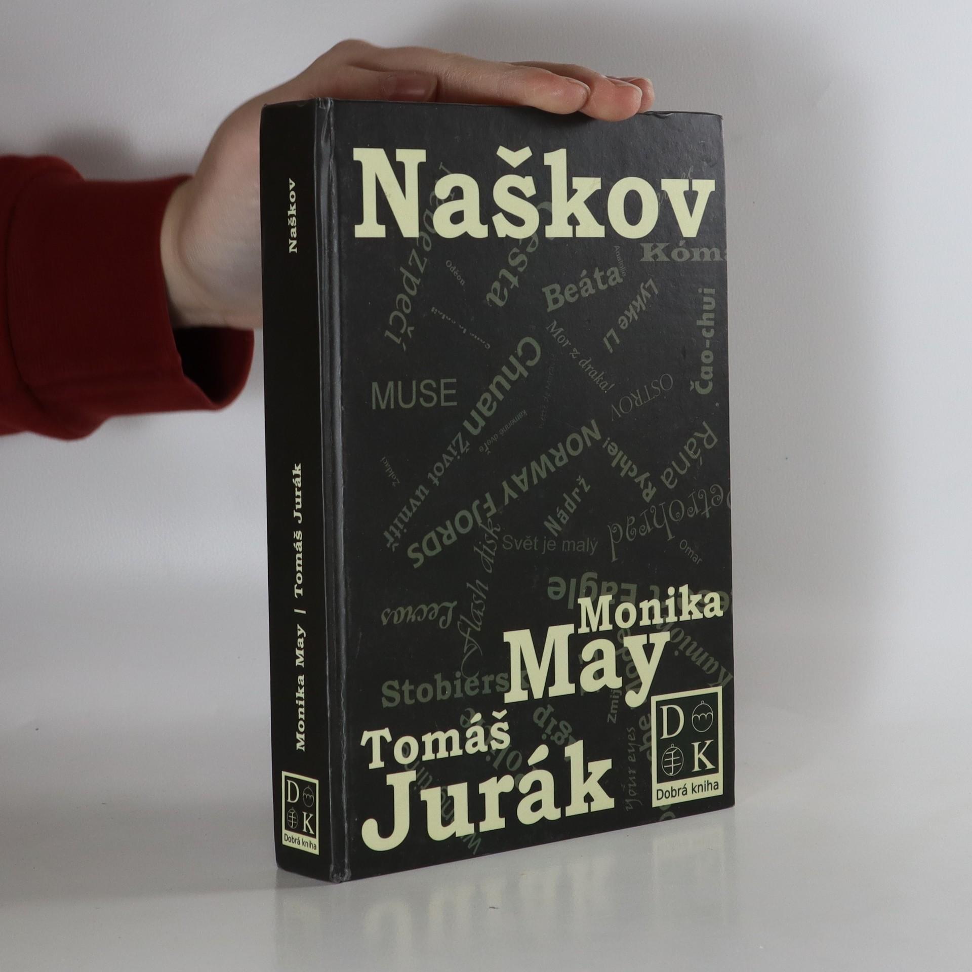 antikvární kniha Naškov : napínavé povídky, 2013