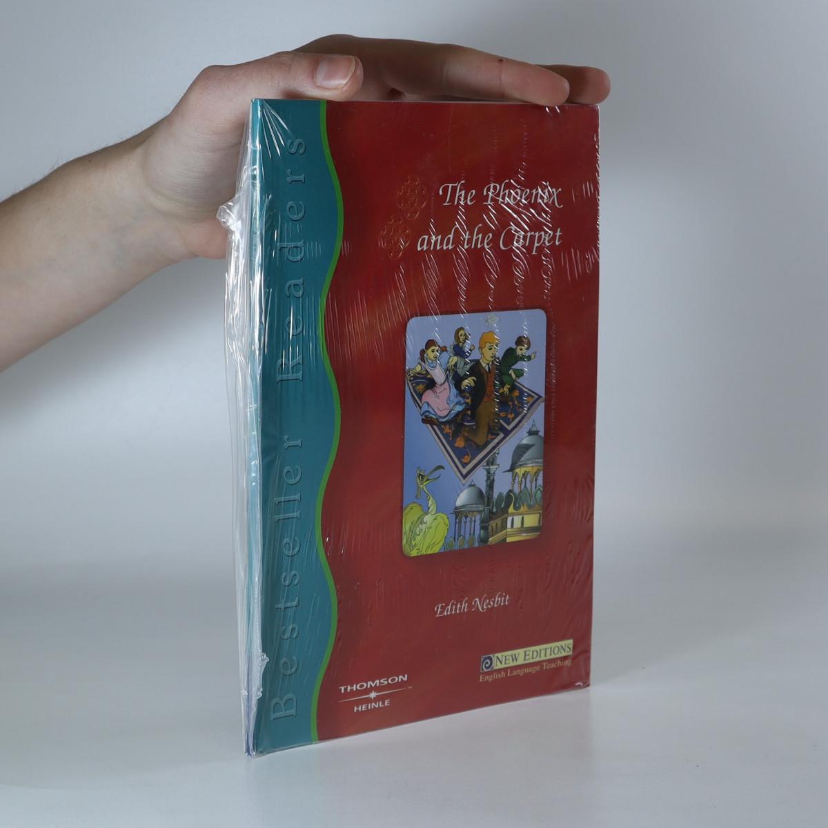 antikvární kniha The Phoenix and the Carpet. Activity Book. (v původním obalu)., 2000