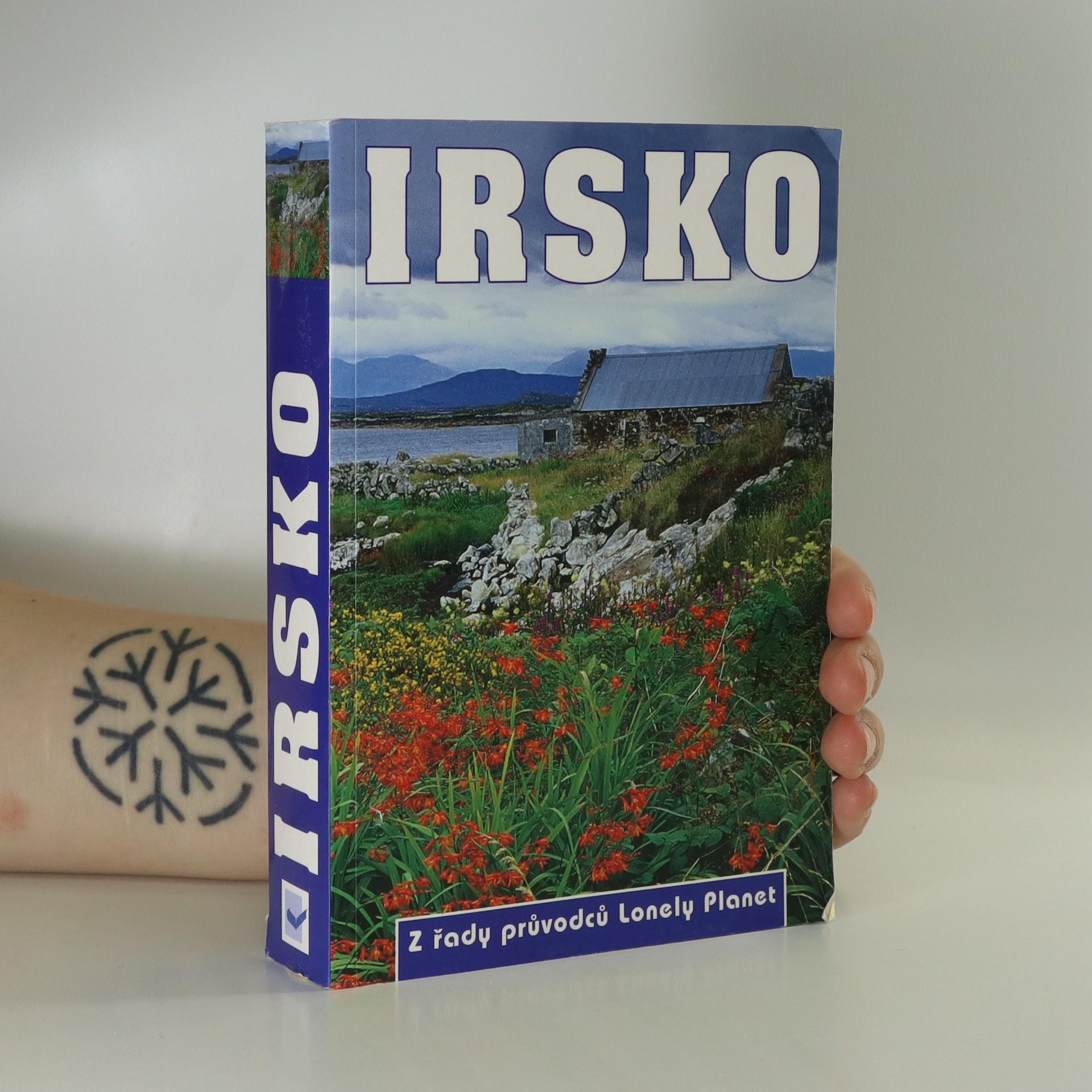 antikvární kniha Irsko, 2004