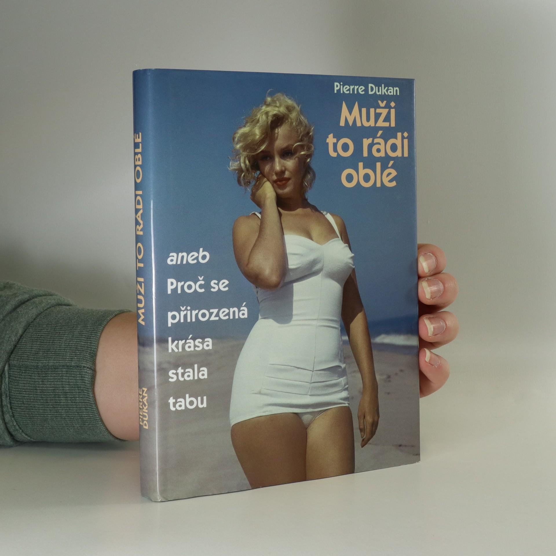 antikvární kniha Muži to rádi oblé, aneb proč se přirozená krása stala tabu, 2013