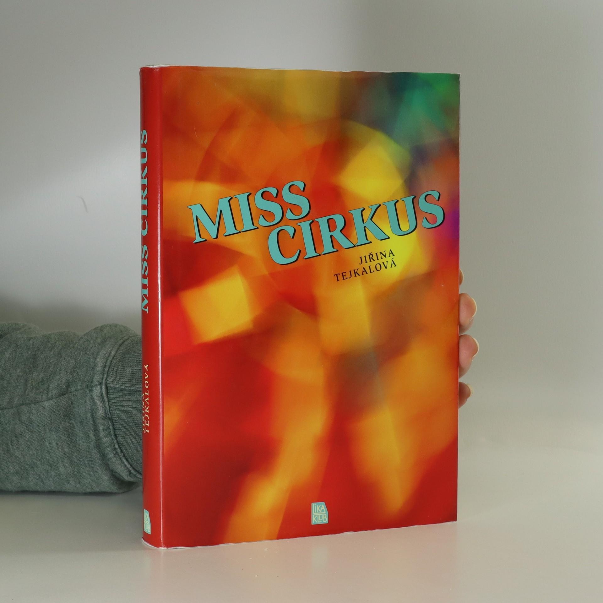 antikvární kniha Miss Cirkus, 2013