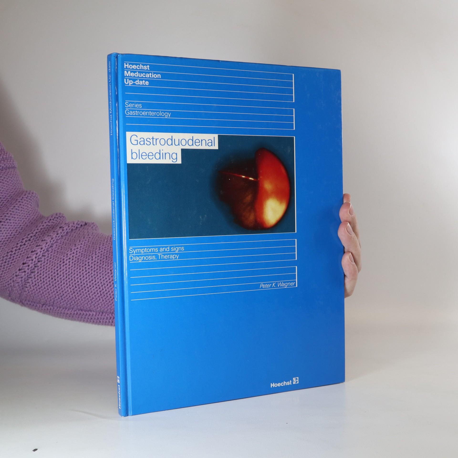 antikvární kniha Gastroduodenal bleeding, neuveden