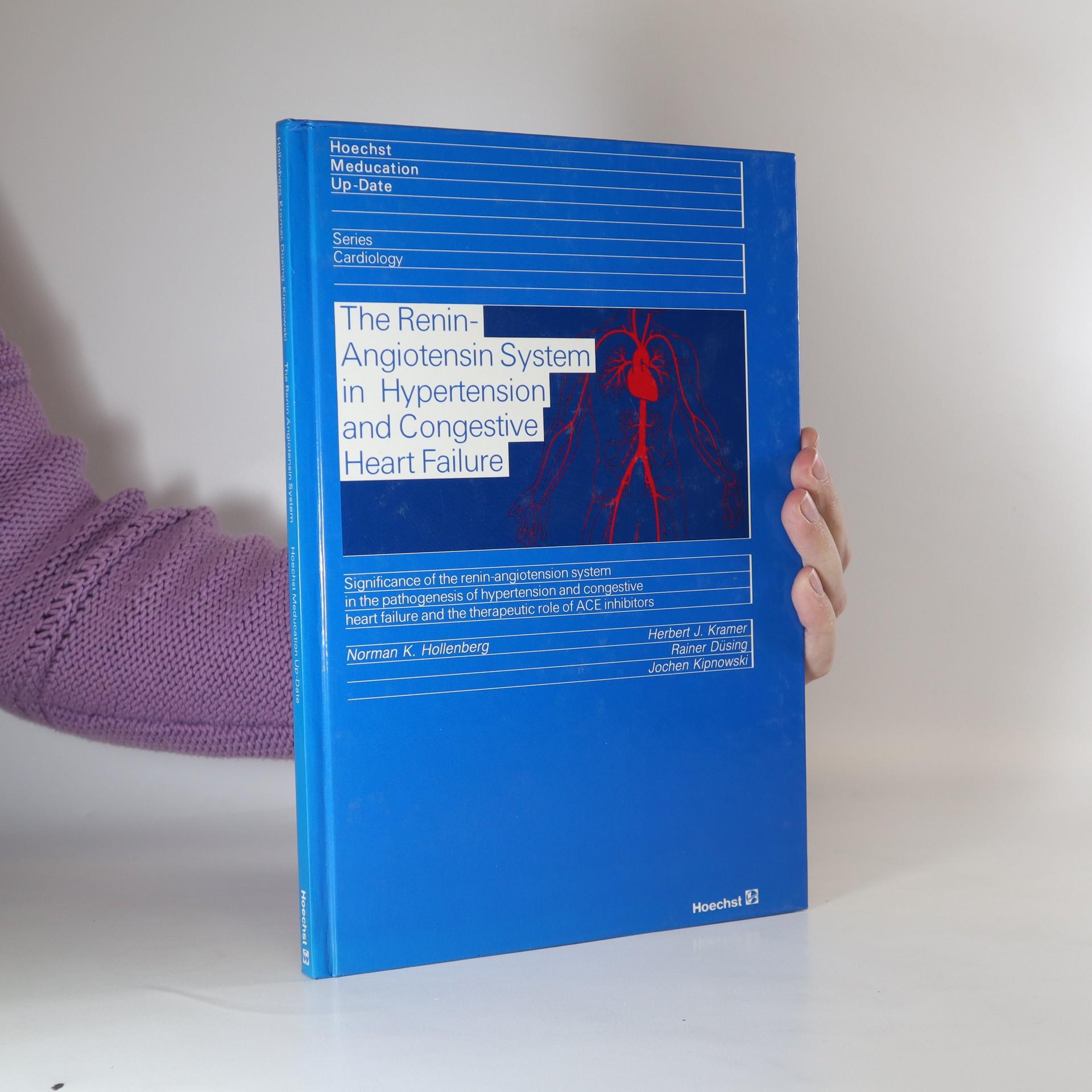 antikvární kniha The Renin-Angiotensin system in hypertension and congestive heart failure, neuveden