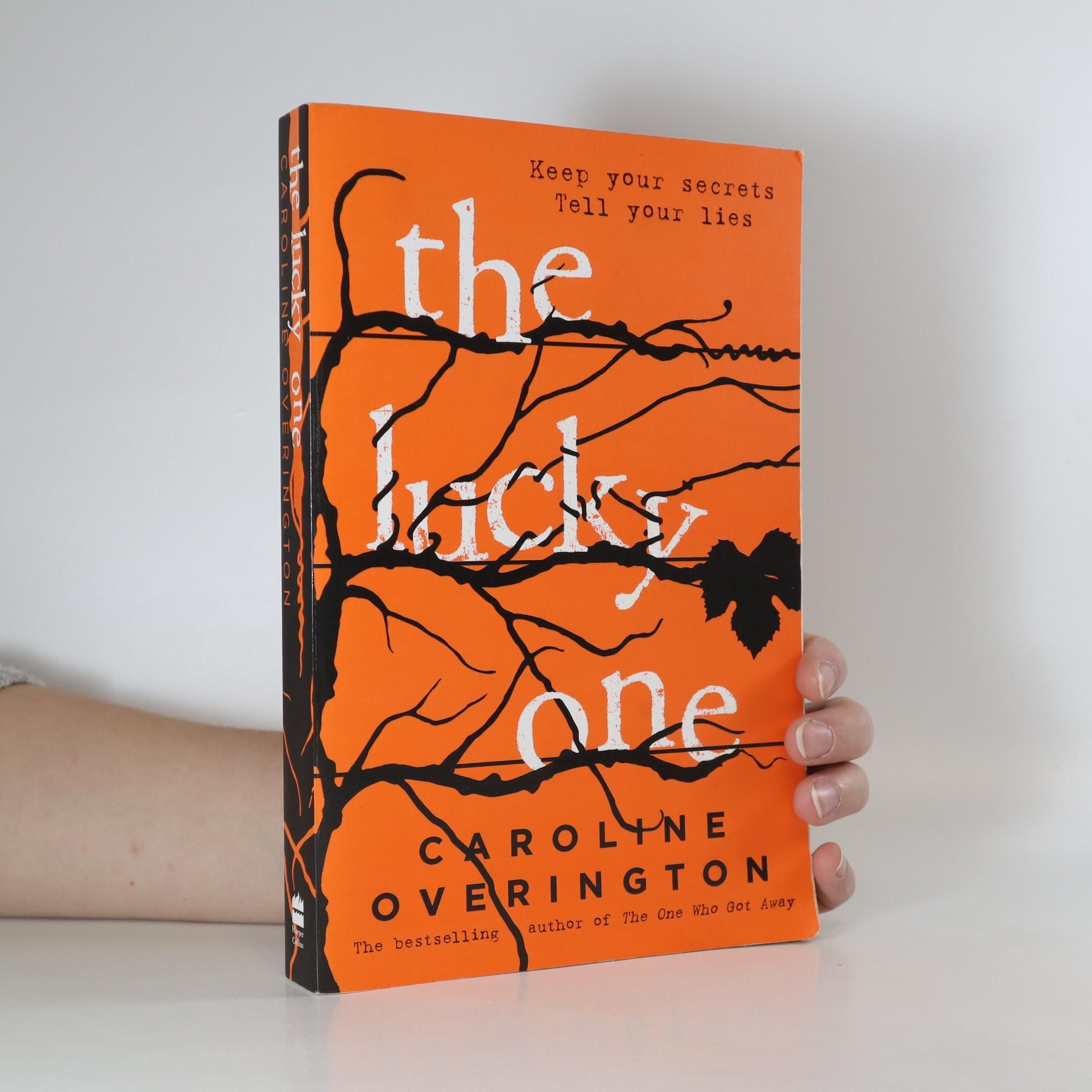 antikvární kniha The Lucky One, 2017