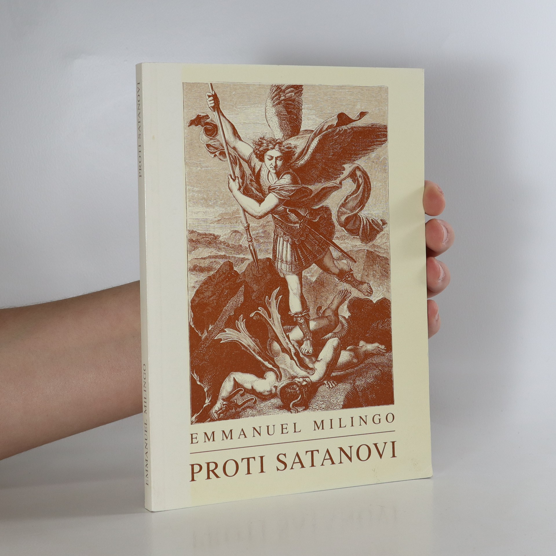 antikvární kniha Proti satanovi, 1999