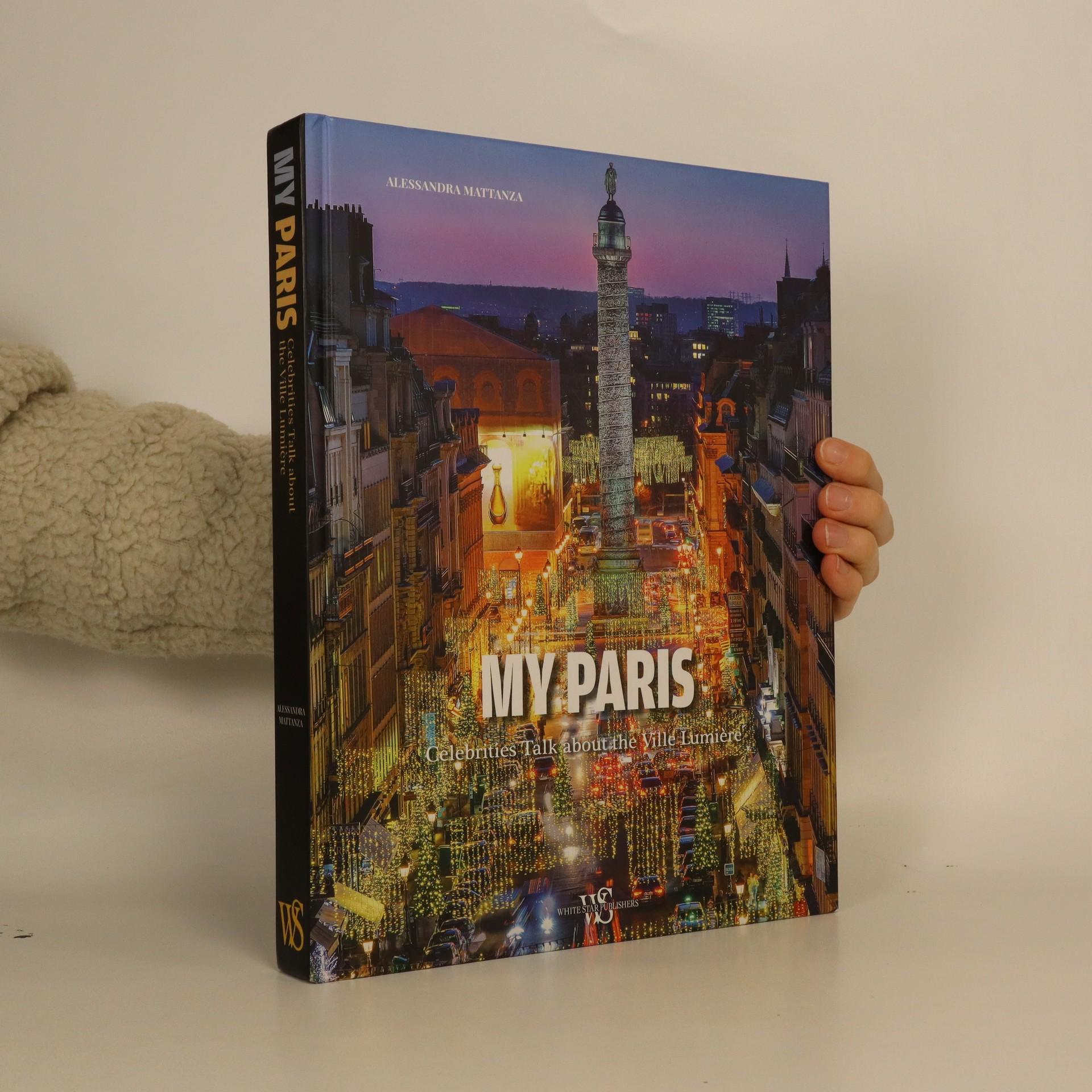 antikvární kniha My Paris, neuveden