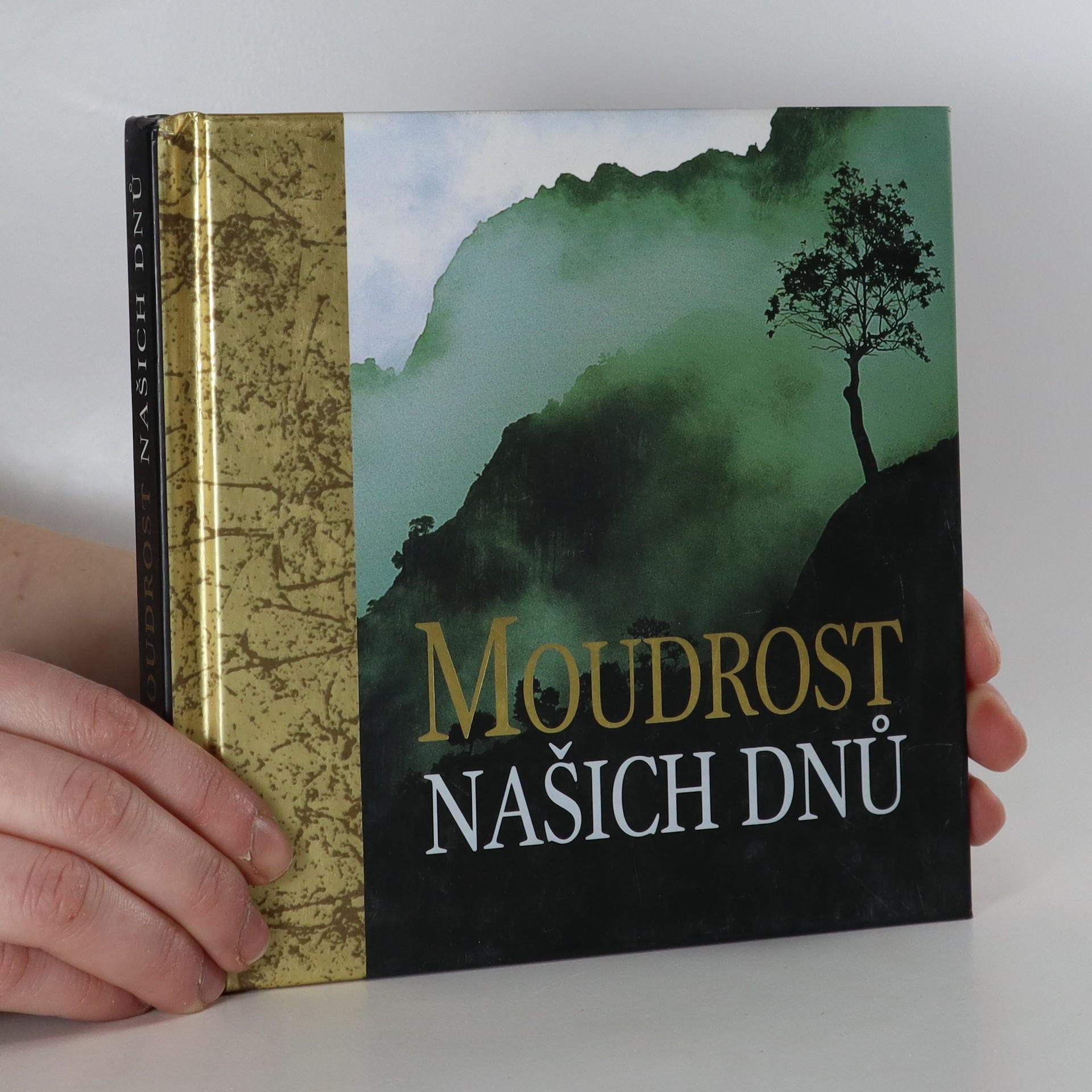 antikvární kniha Moudrost našich dnů, 2010