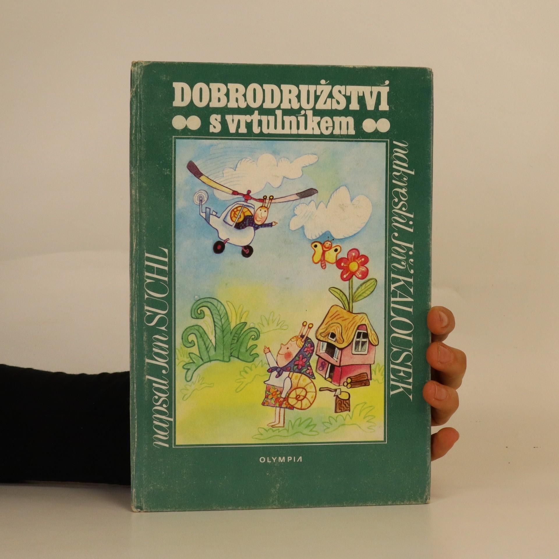 antikvární kniha Dobrodružství s vrtulníkem, 1979