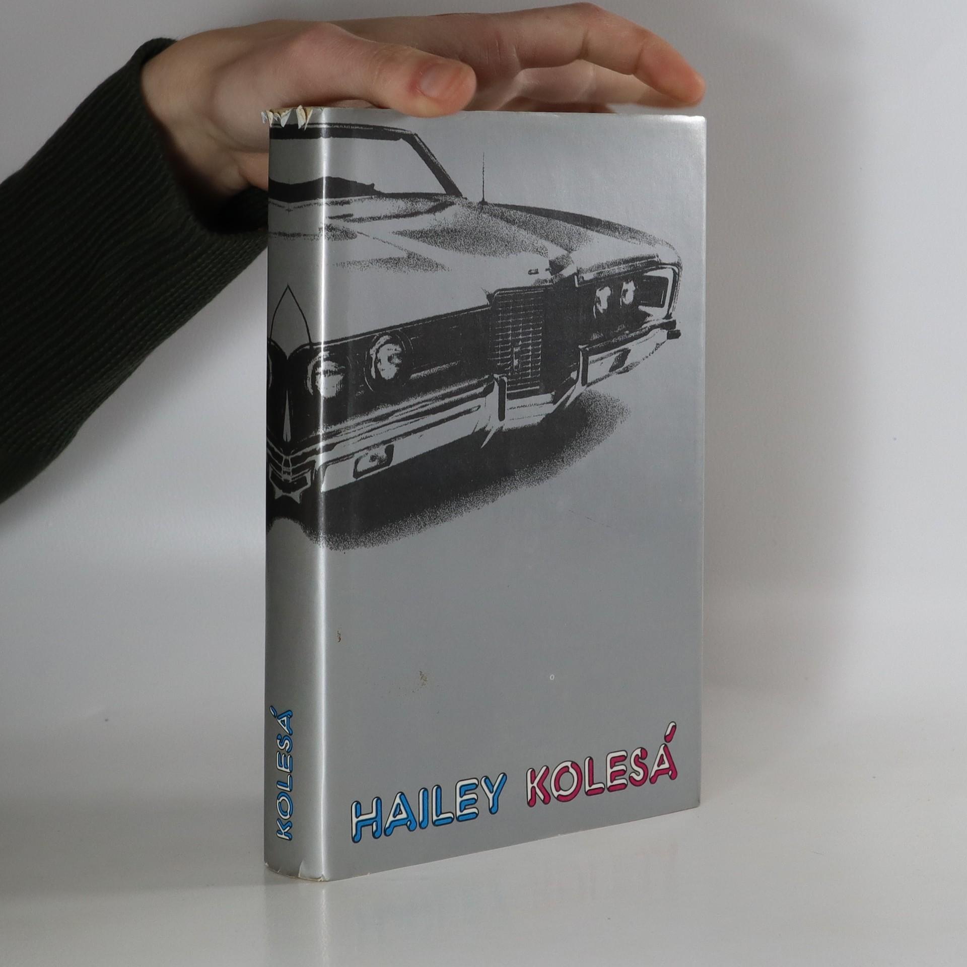 antikvární kniha Kolesá, 1974