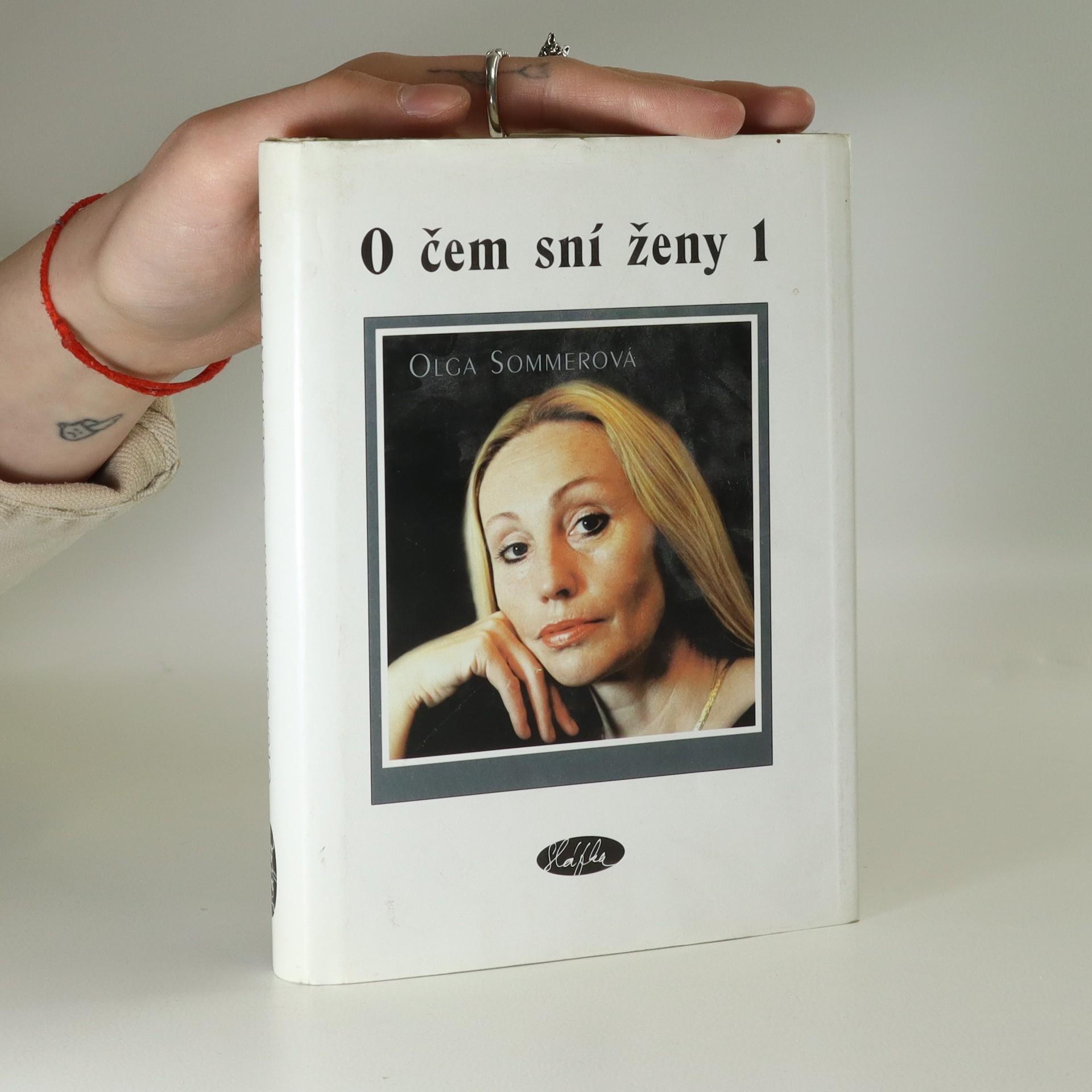 antikvární kniha O čem sní ženy I., 2003