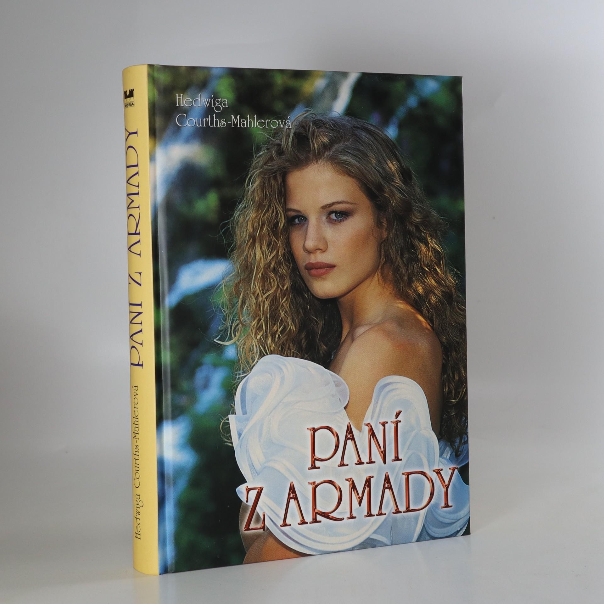 antikvární kniha Paní z Armady, 2005